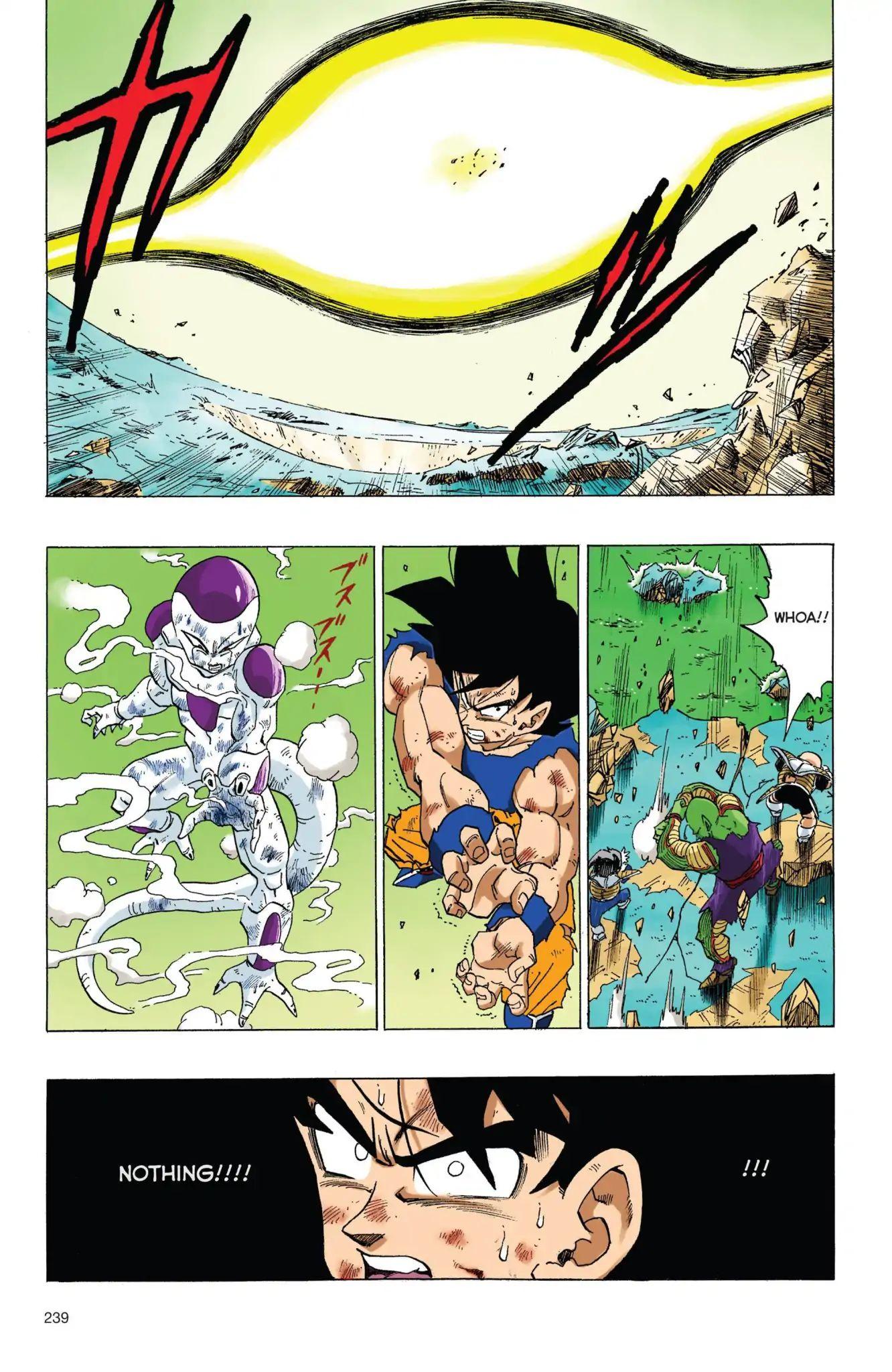 Dragon Ball Full Color Freeza Arc Chapter 68  Online Free Manga Read Image 14