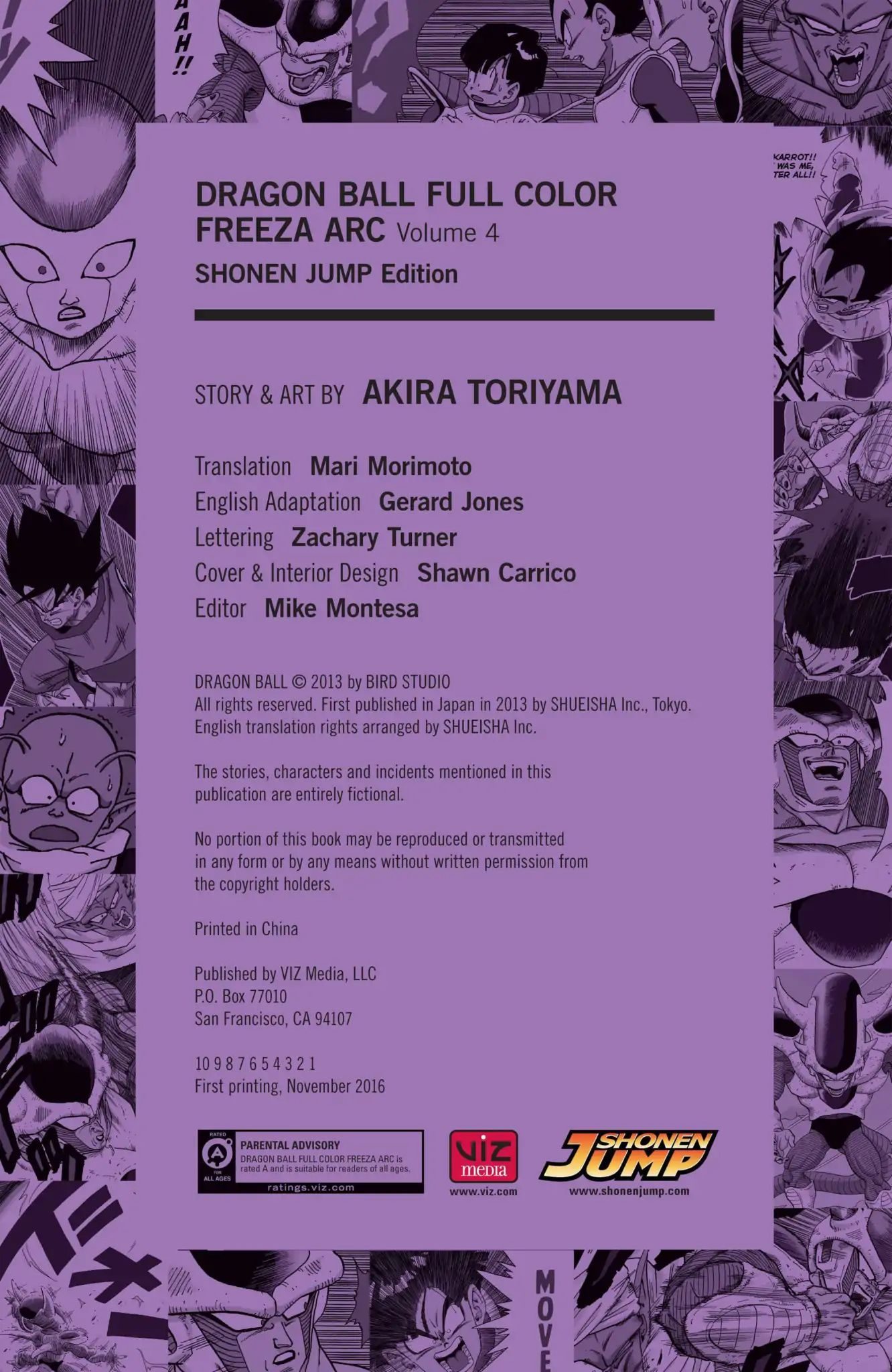 Dragon Ball Full Color Freeza Arc Chapter 68  Online Free Manga Read Image 19