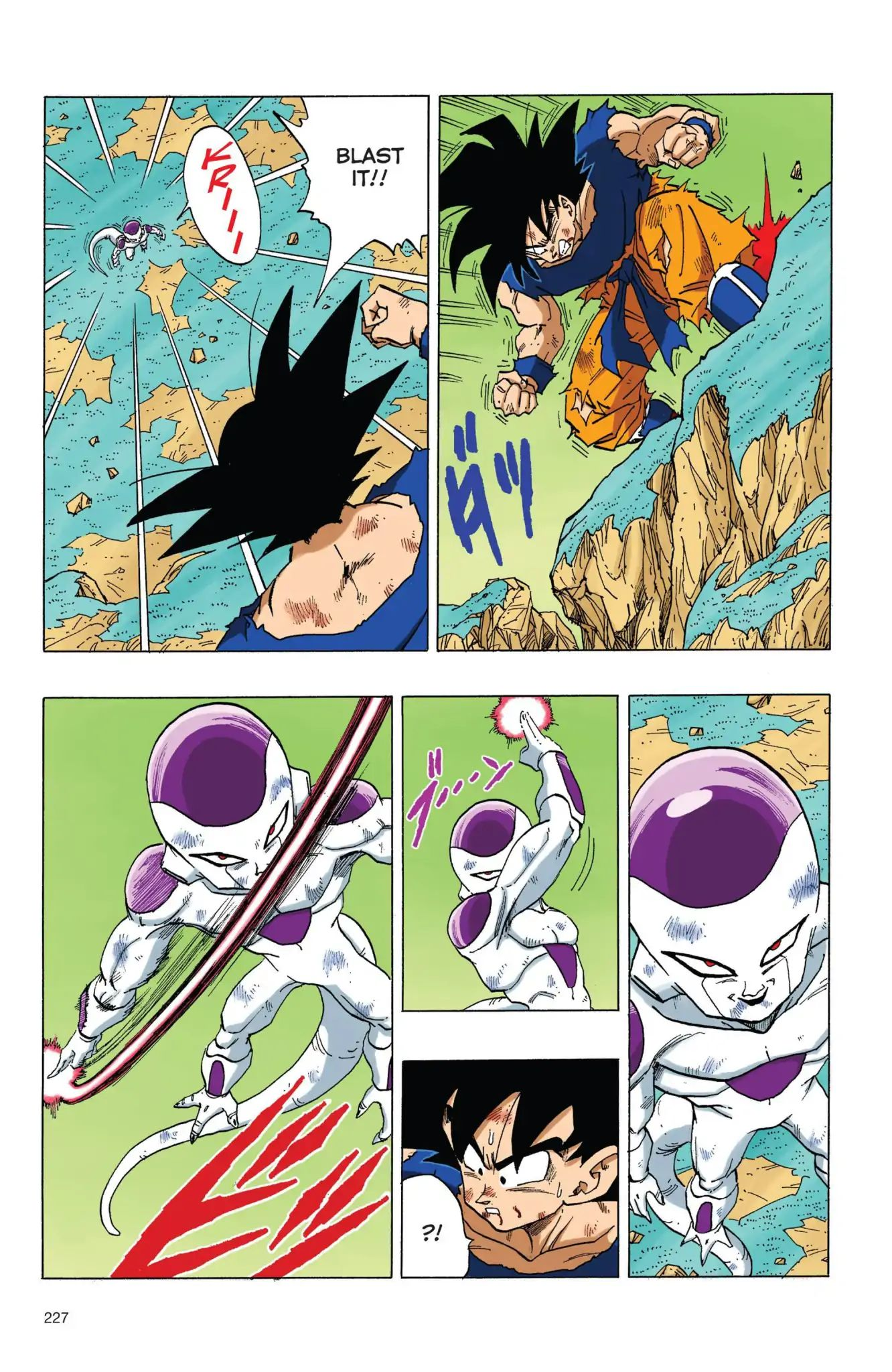 Dragon Ball Full Color Freeza Arc Chapter 68  Online Free Manga Read Image 2