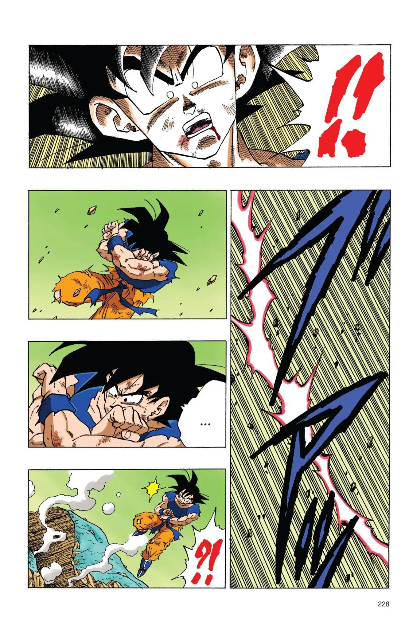 Dragon Ball Full Color Freeza Arc Chapter 68  Online Free Manga Read Image 3