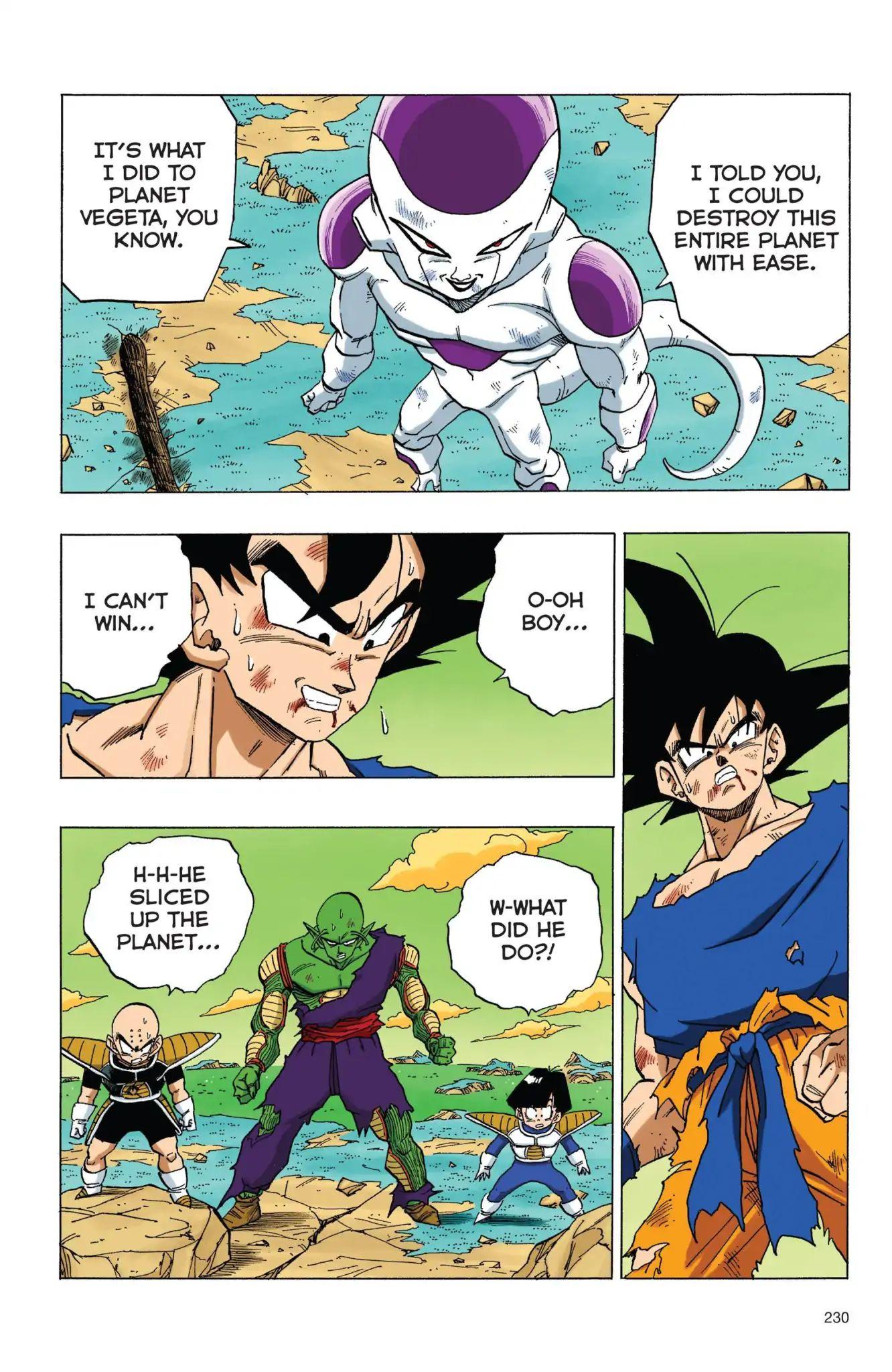 Dragon Ball Full Color Freeza Arc Chapter 68  Online Free Manga Read Image 5