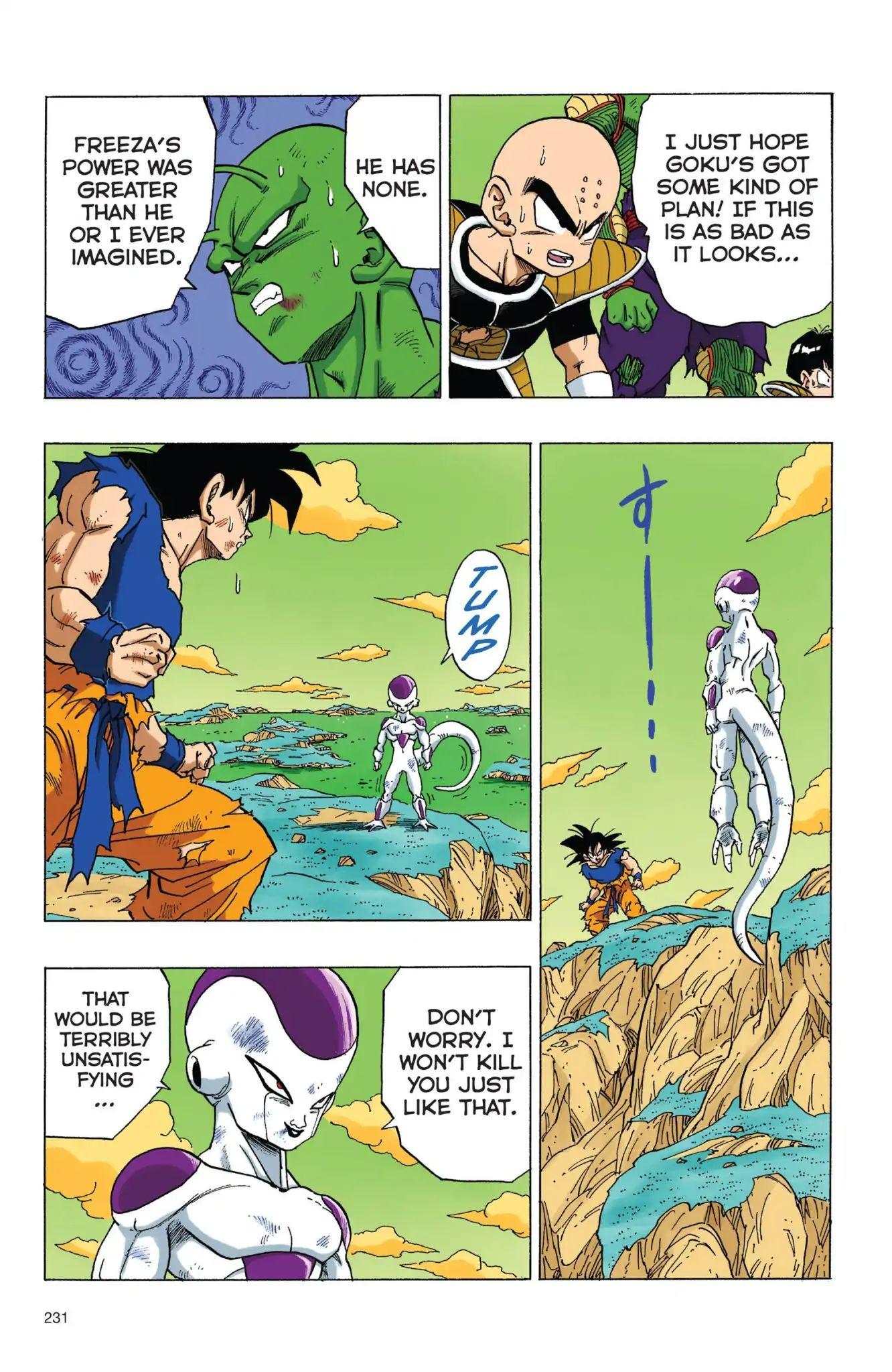 Dragon Ball Full Color Freeza Arc Chapter 68  Online Free Manga Read Image 6
