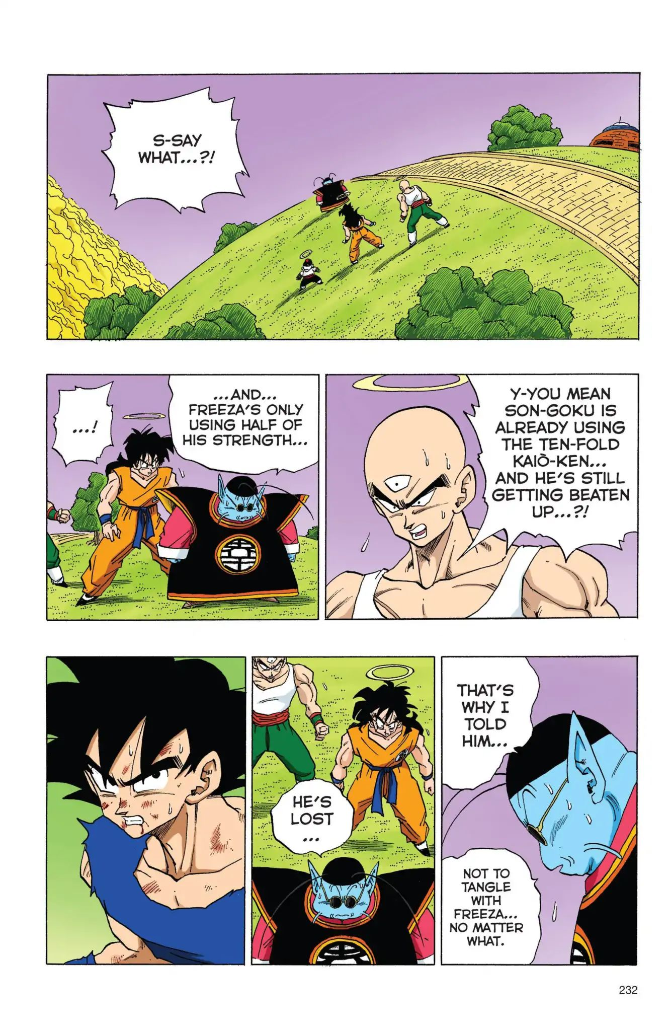 Dragon Ball Full Color Freeza Arc Chapter 68  Online Free Manga Read Image 7