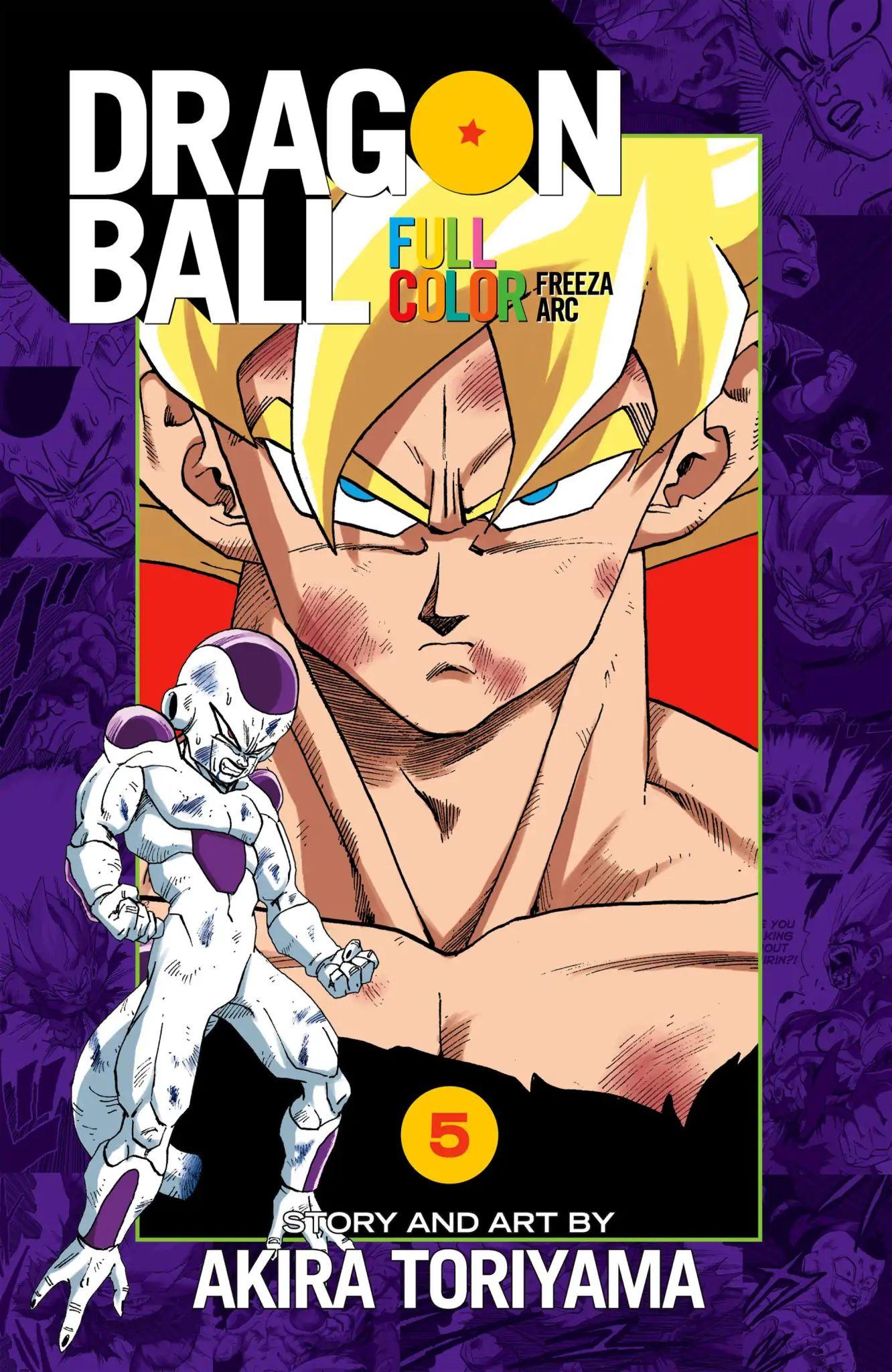 Dragon Ball Full Color Freeza Arc Chapter 69  Online Free Manga Read Image 1