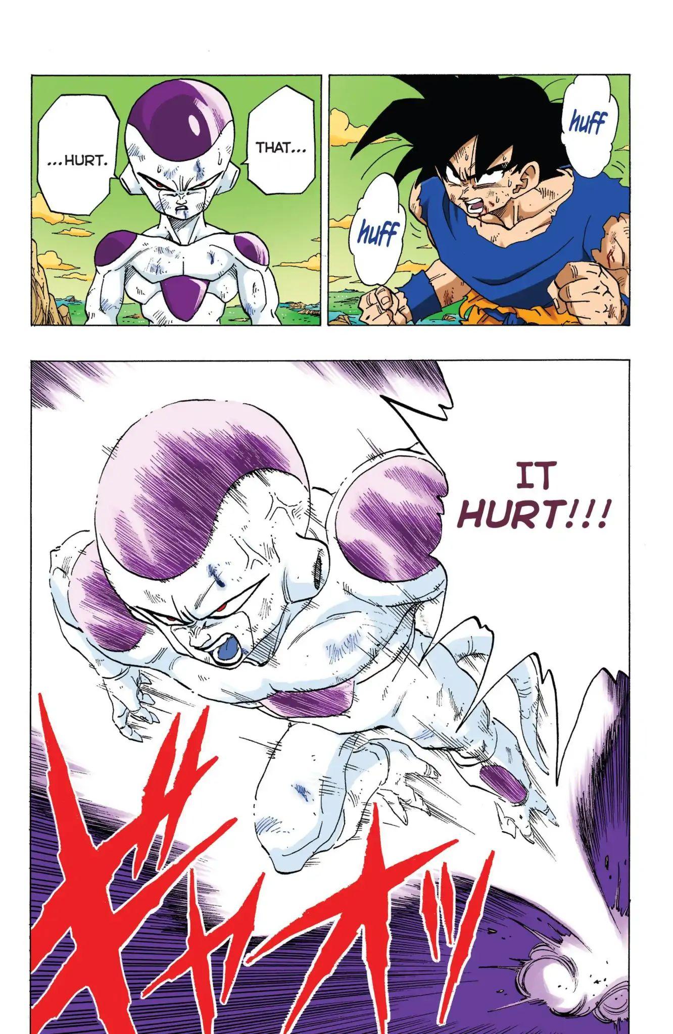 Dragon Ball Full Color Freeza Arc Chapter 69  Online Free Manga Read Image 10