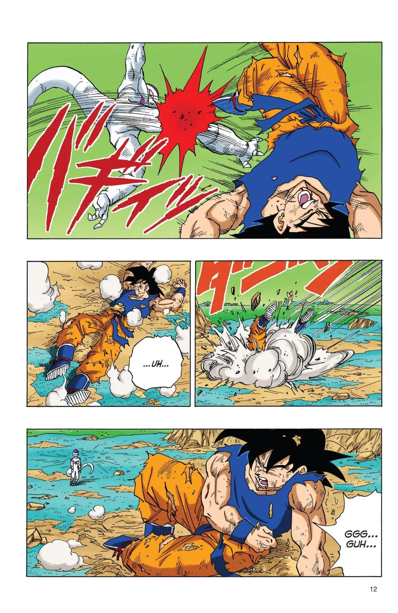Dragon Ball Full Color Freeza Arc Chapter 69  Online Free Manga Read Image 13