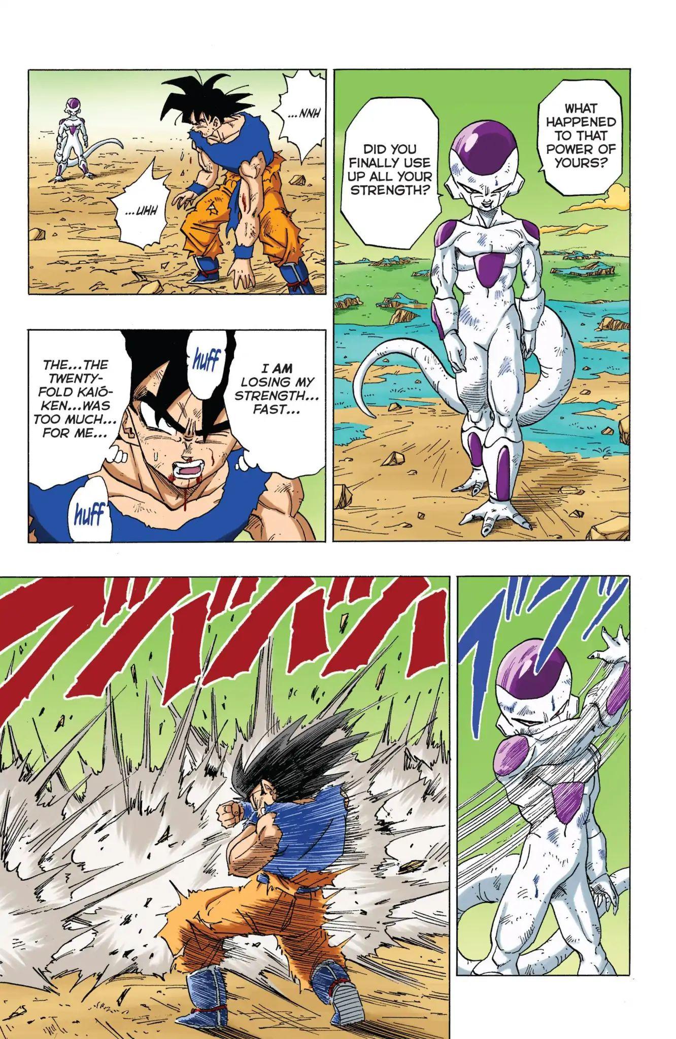 Dragon Ball Full Color Freeza Arc Chapter 69  Online Free Manga Read Image 14