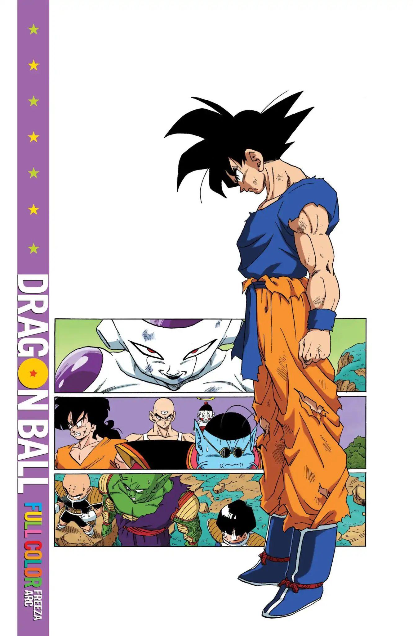 Dragon Ball Full Color Freeza Arc Chapter 69  Online Free Manga Read Image 4