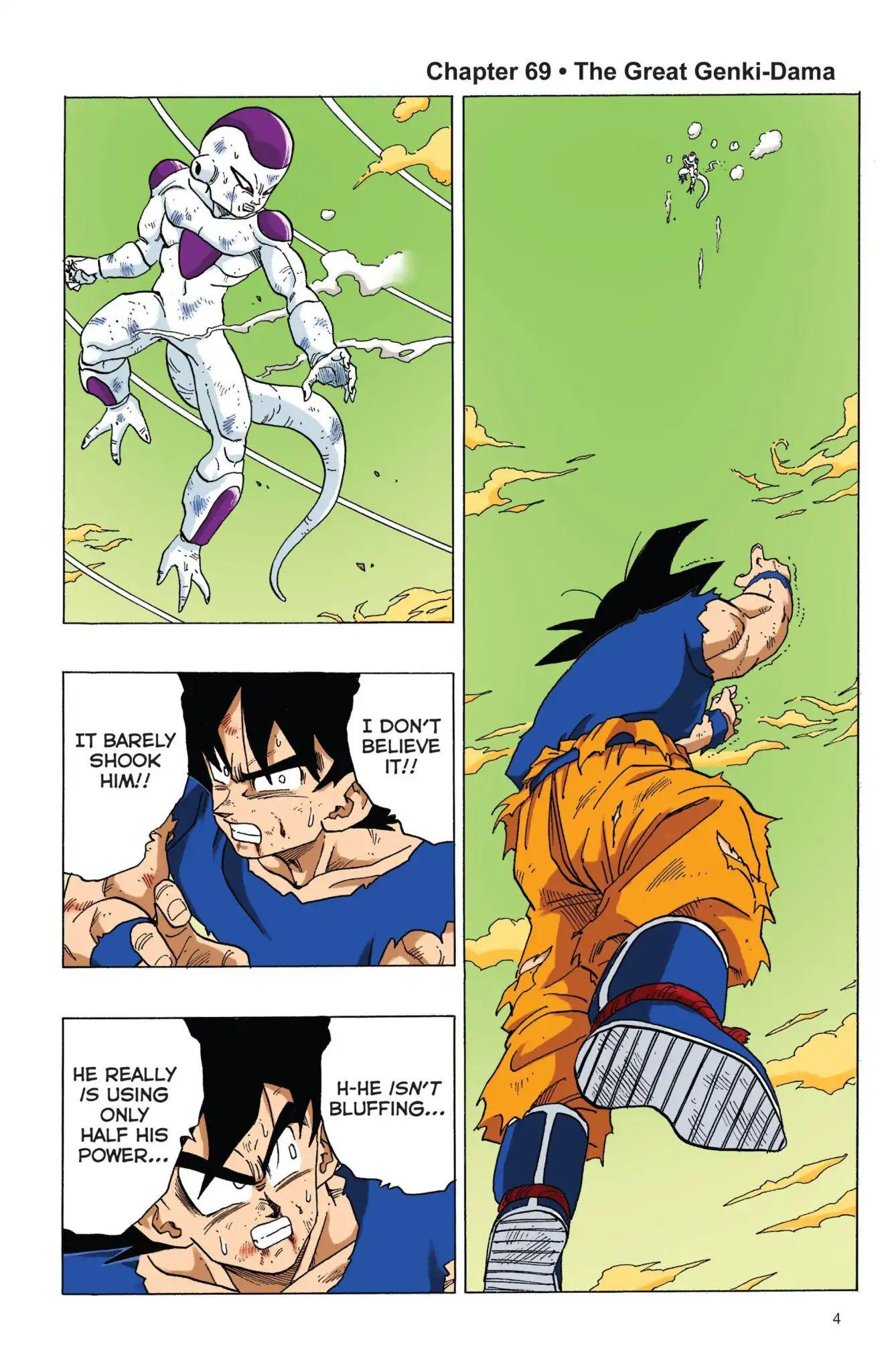 Dragon Ball Full Color Freeza Arc Chapter 69  Online Free Manga Read Image 5