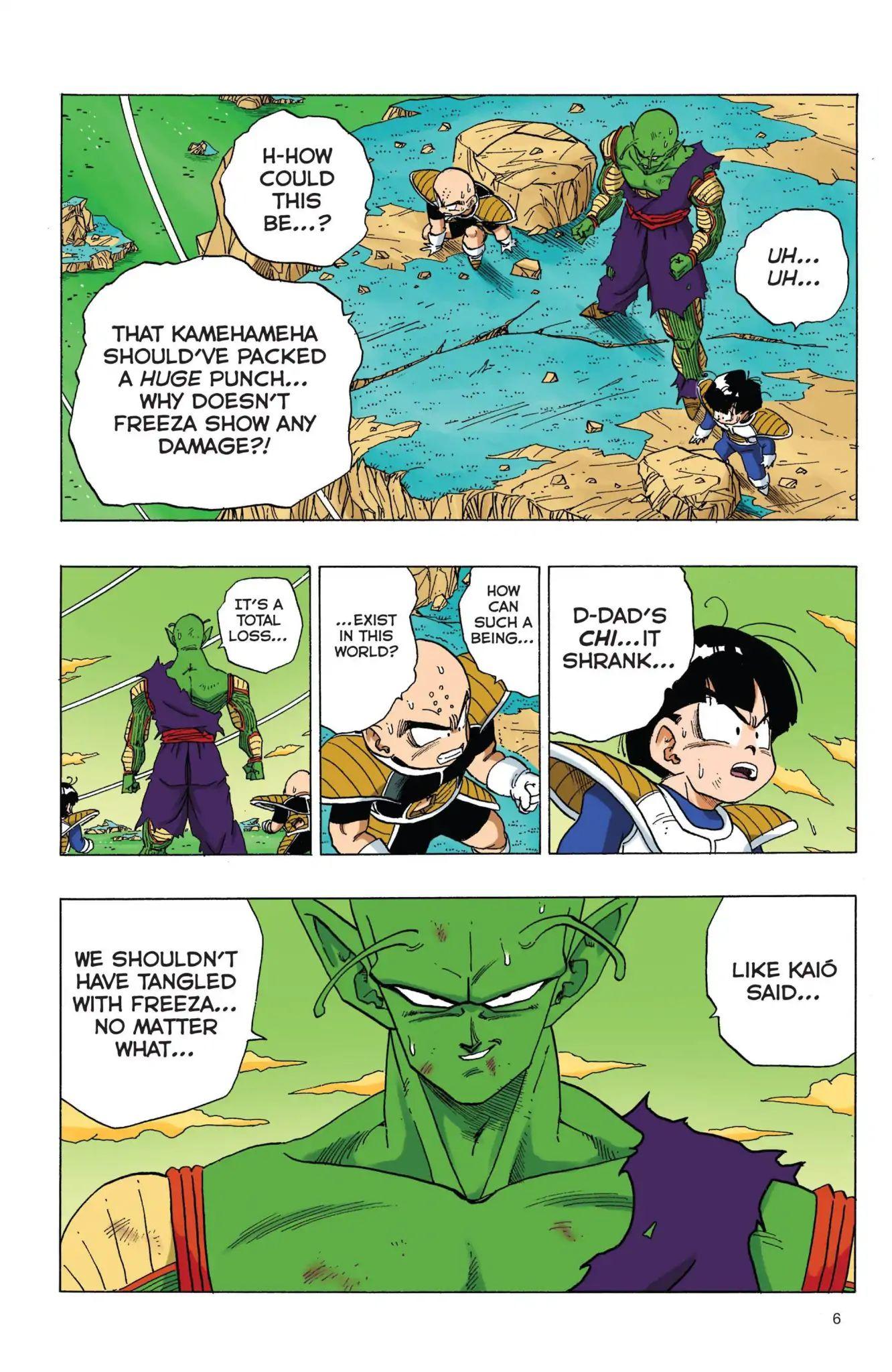 Dragon Ball Full Color Freeza Arc Chapter 69  Online Free Manga Read Image 7