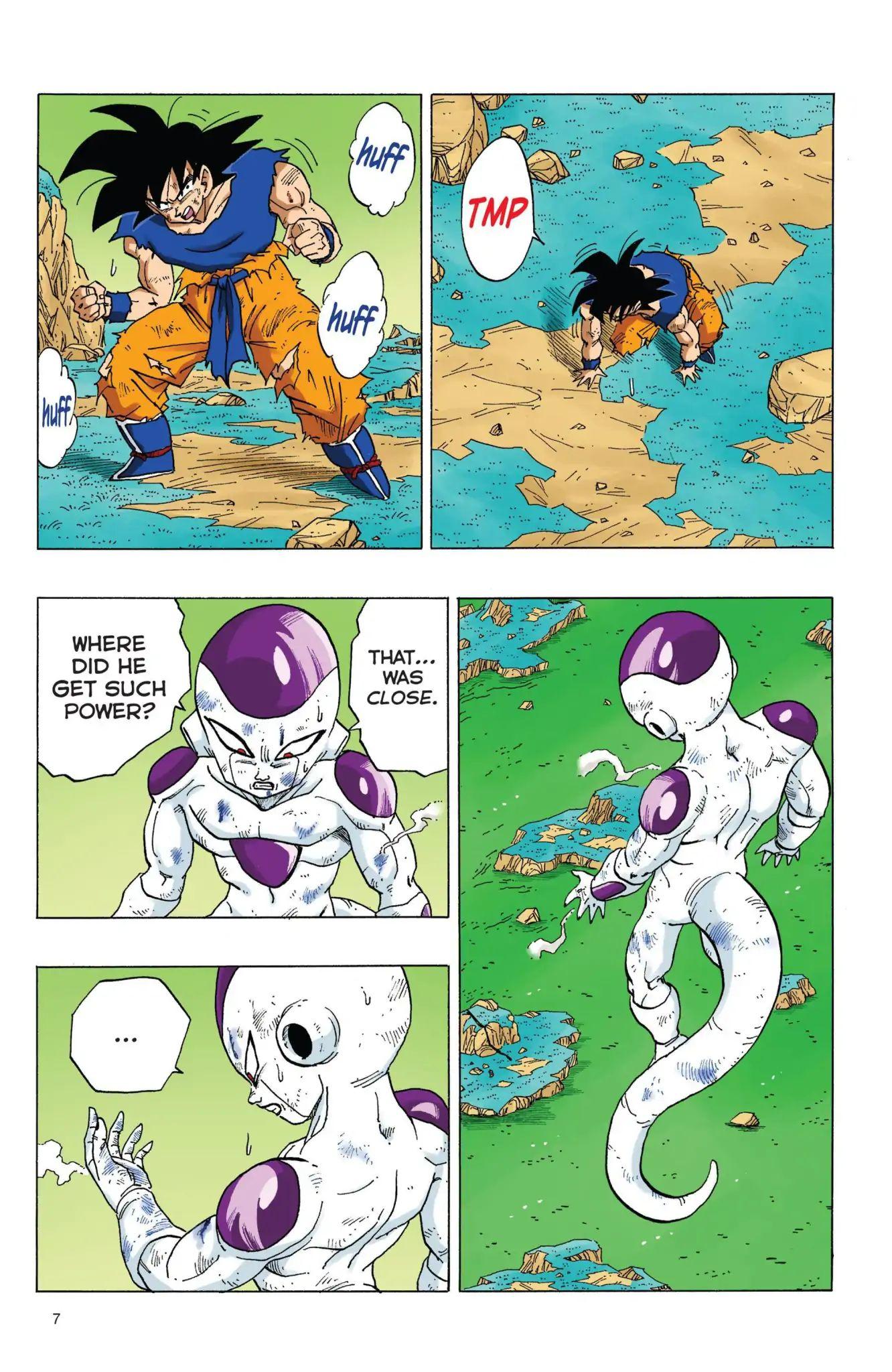 Dragon Ball Full Color Freeza Arc Chapter 69  Online Free Manga Read Image 8