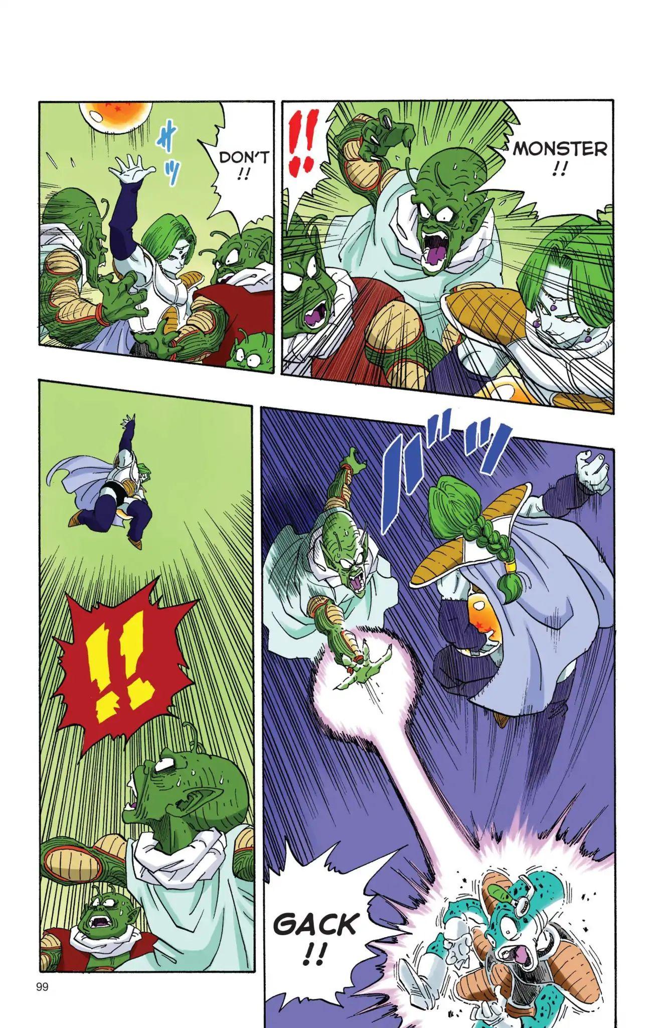 Dragon Ball Full Color Freeza Arc Chapter 7  Online Free Manga Read Image 10
