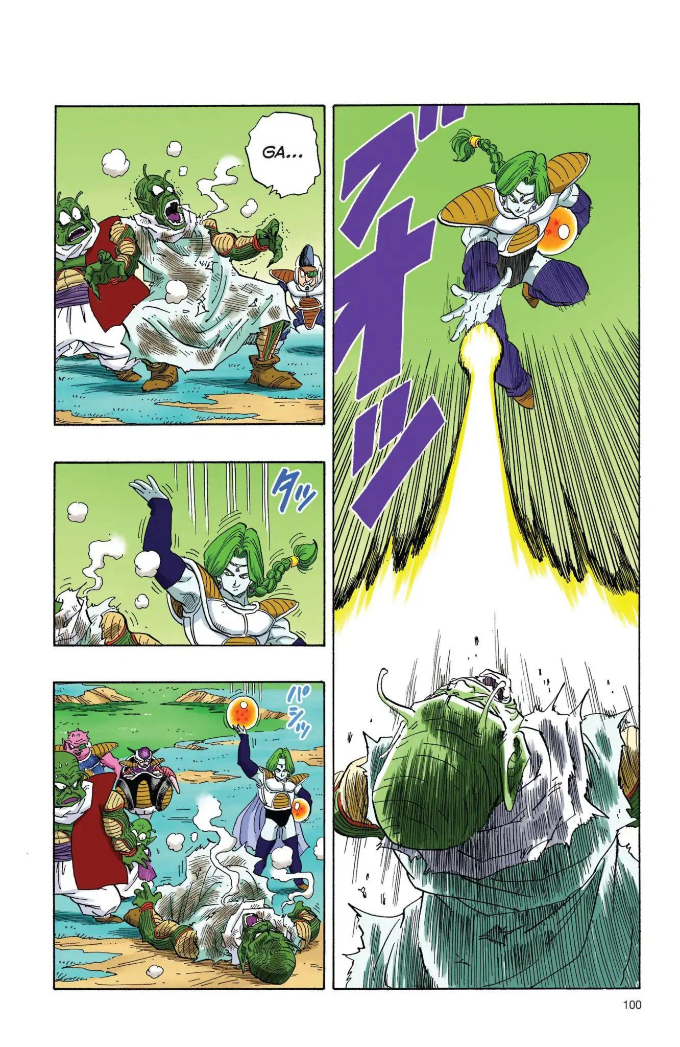 Dragon Ball Full Color Freeza Arc Chapter 7  Online Free Manga Read Image 11