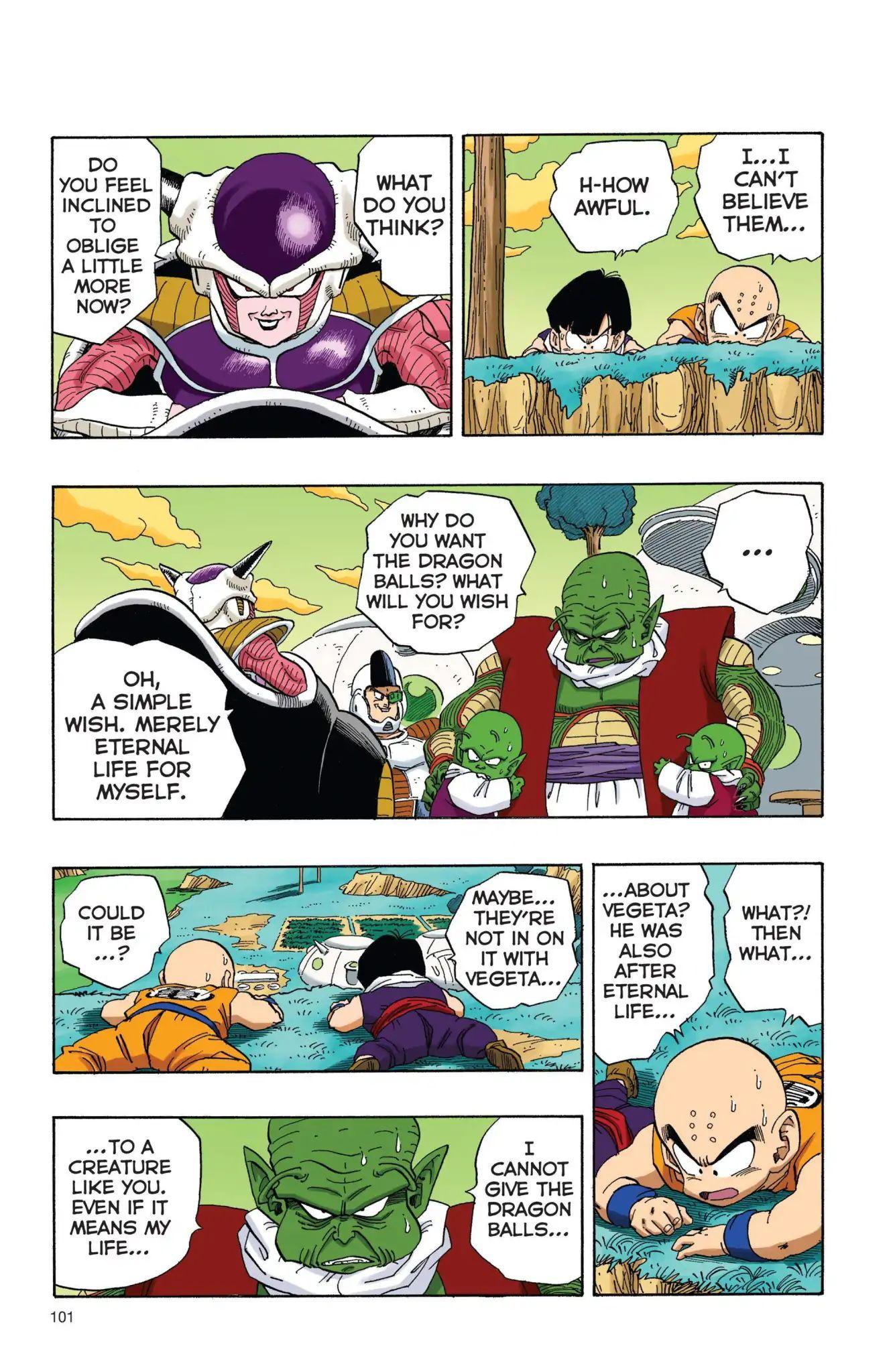 Dragon Ball Full Color Freeza Arc Chapter 7  Online Free Manga Read Image 12