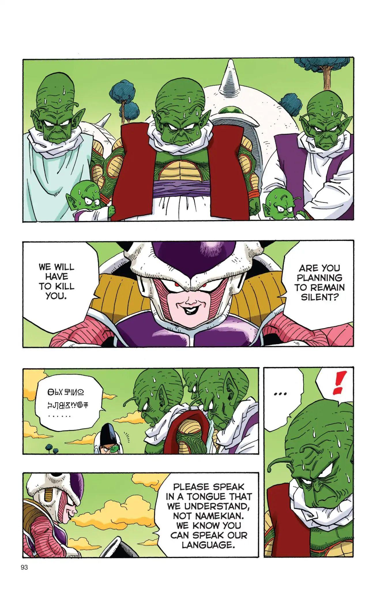Dragon Ball Full Color Freeza Arc Chapter 7  Online Free Manga Read Image 4