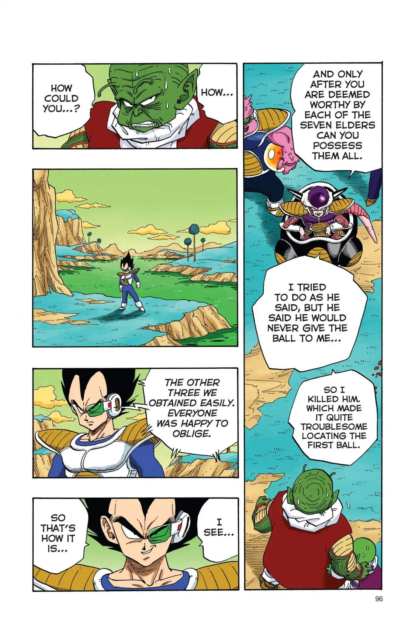Dragon Ball Full Color Freeza Arc Chapter 7  Online Free Manga Read Image 7