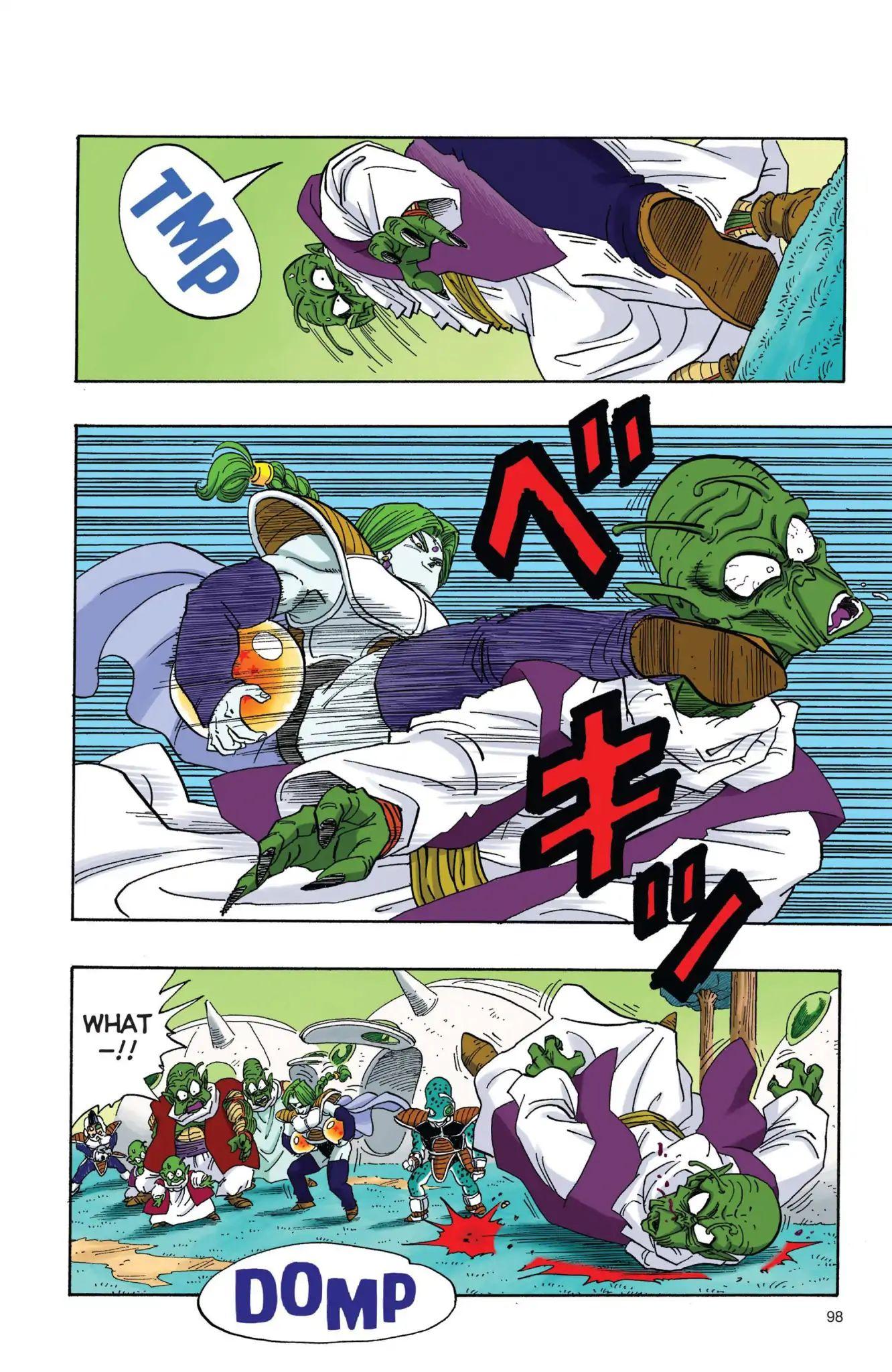 Dragon Ball Full Color Freeza Arc Chapter 7  Online Free Manga Read Image 9