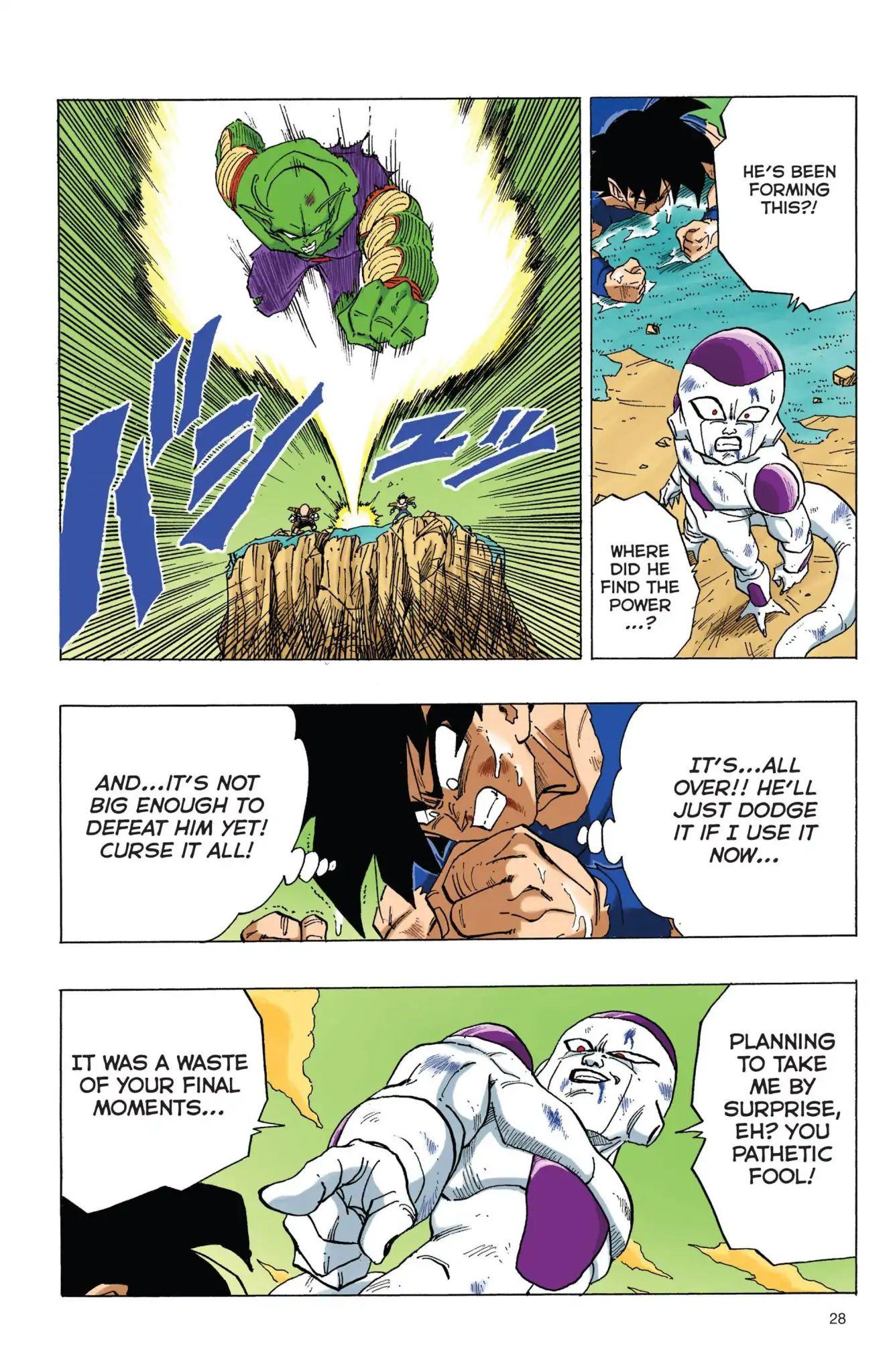 Dragon Ball Full Color Freeza Arc Chapter 70  Online Free Manga Read Image 11