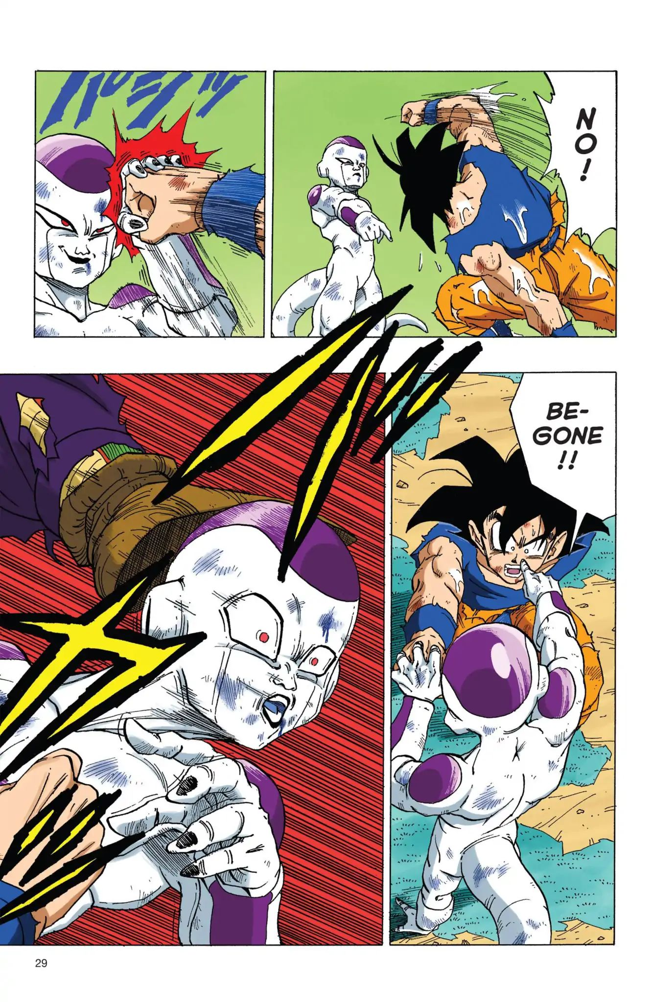 Dragon Ball Full Color Freeza Arc Chapter 70  Online Free Manga Read Image 12