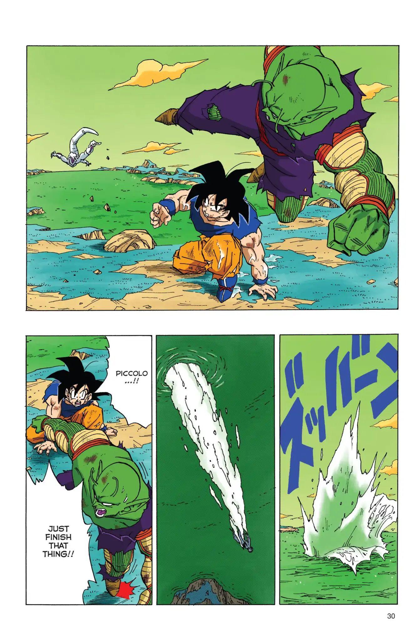 Dragon Ball Full Color Freeza Arc Chapter 70  Online Free Manga Read Image 13