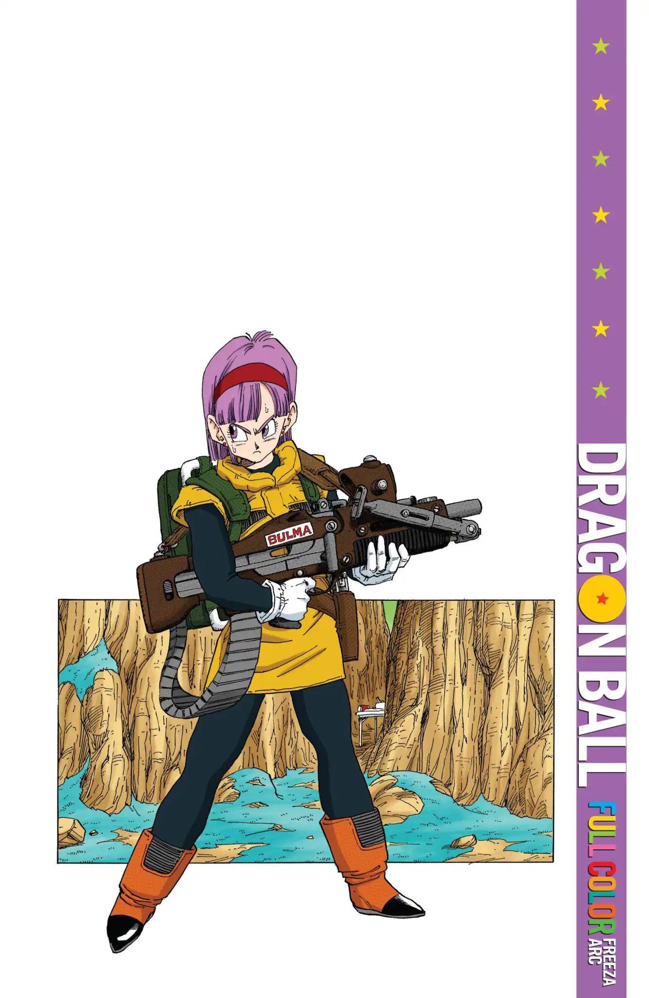 Dragon Ball Full Color Freeza Arc Chapter 70  Online Free Manga Read Image 15