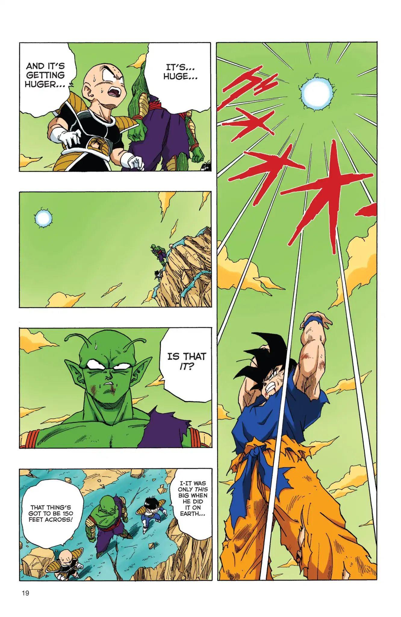 Dragon Ball Full Color Freeza Arc Chapter 70  Online Free Manga Read Image 2