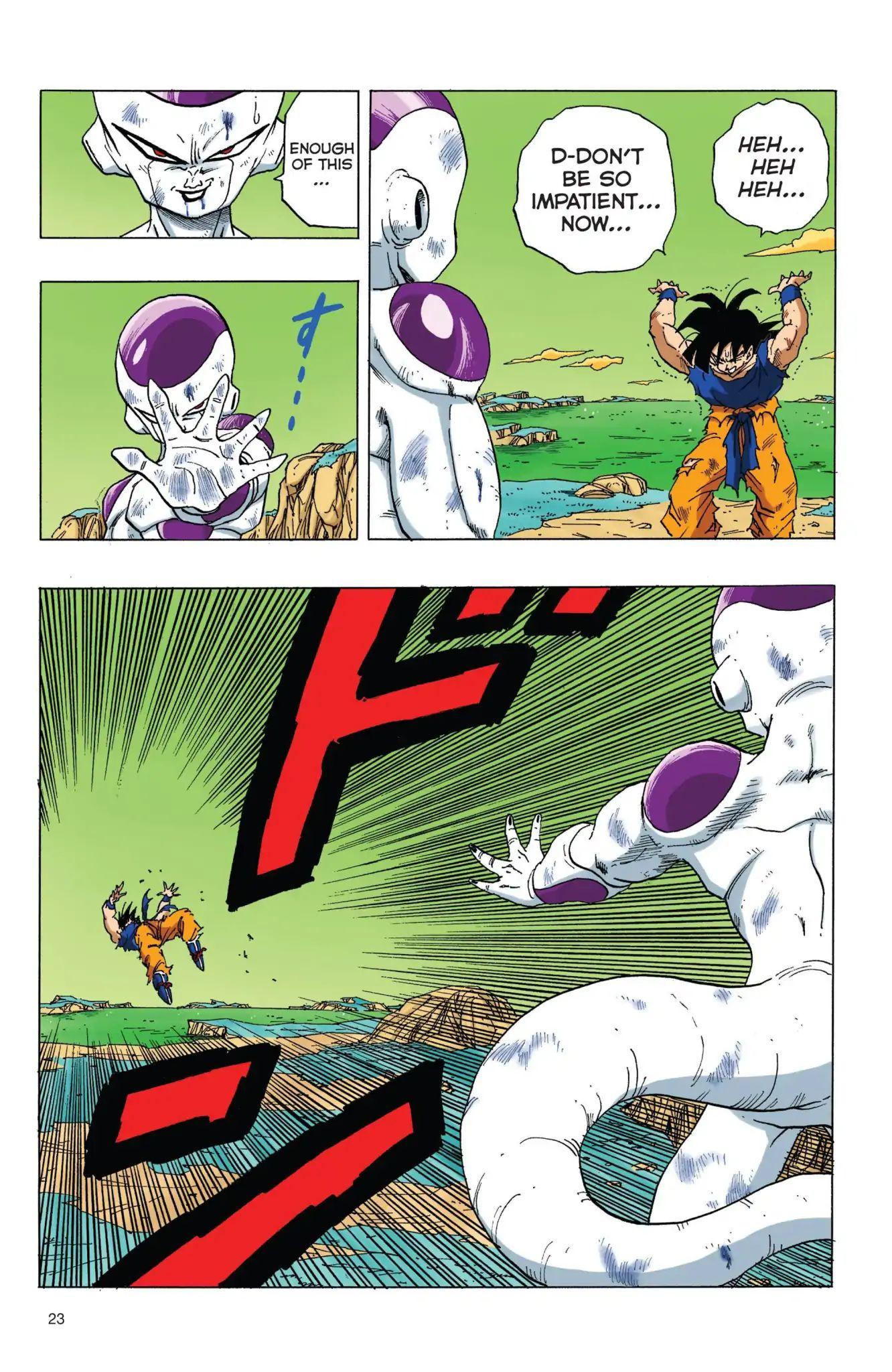 Dragon Ball Full Color Freeza Arc Chapter 70  Online Free Manga Read Image 6