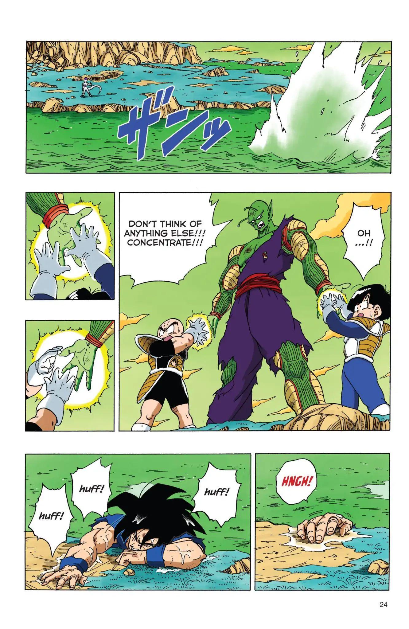 Dragon Ball Full Color Freeza Arc Chapter 70  Online Free Manga Read Image 7