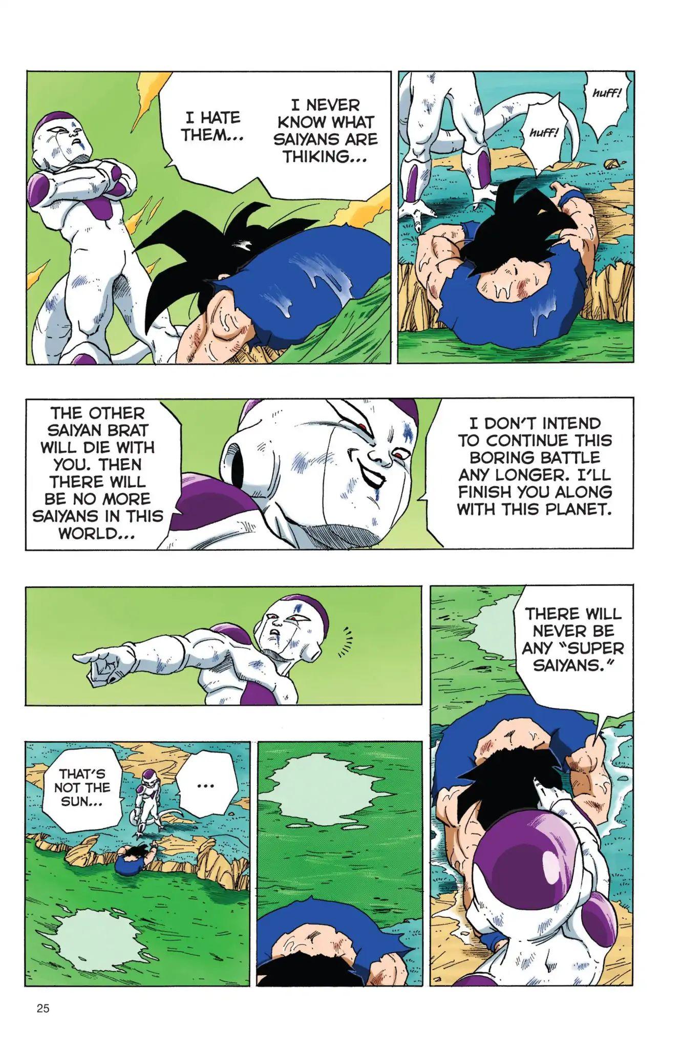Dragon Ball Full Color Freeza Arc Chapter 70  Online Free Manga Read Image 8