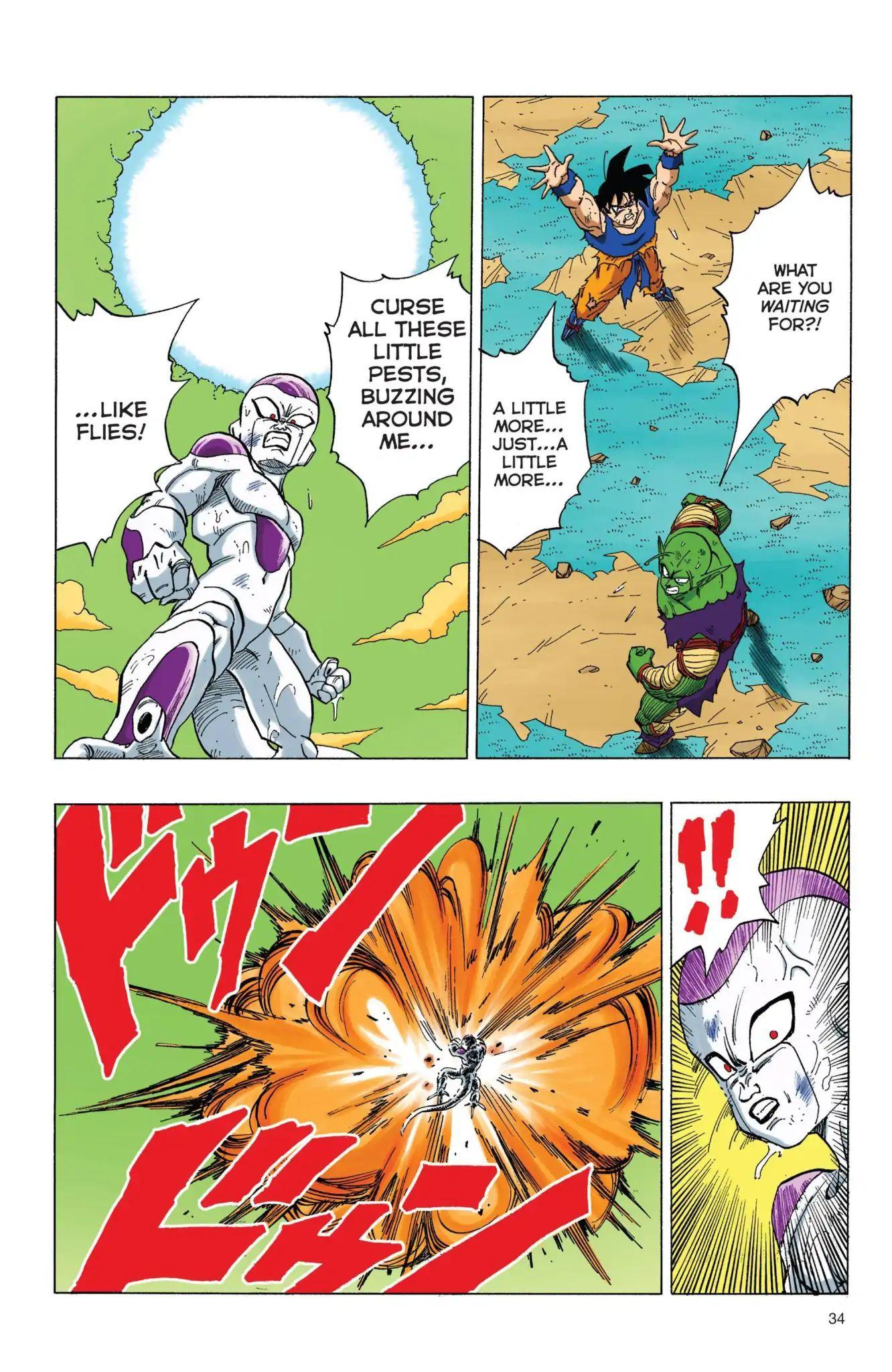 Dragon Ball Full Color Freeza Arc Chapter 71  Online Free Manga Read Image 2