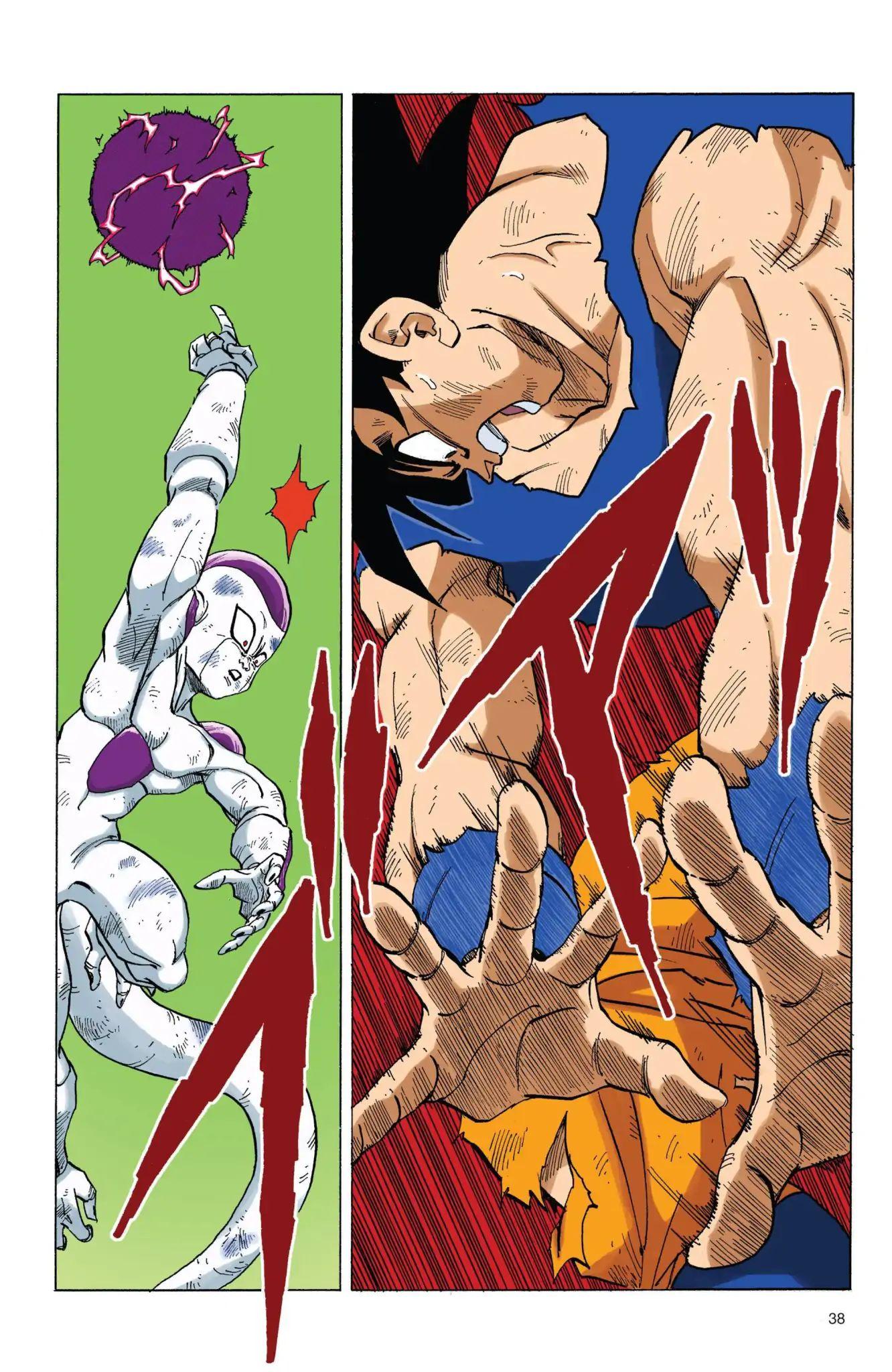 Dragon Ball Full Color Freeza Arc Chapter 71  Online Free Manga Read Image 6