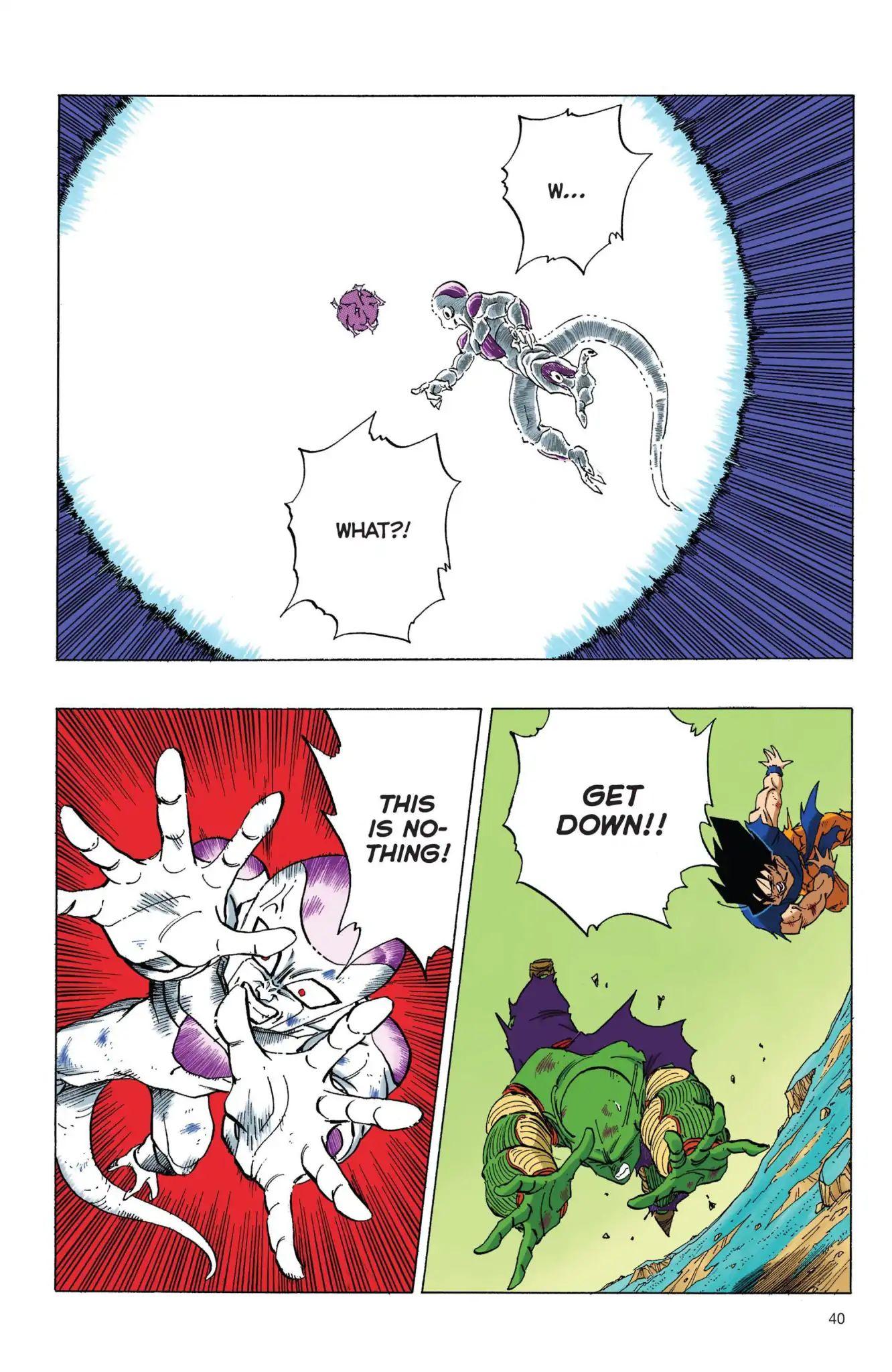 Dragon Ball Full Color Freeza Arc Chapter 71  Online Free Manga Read Image 8