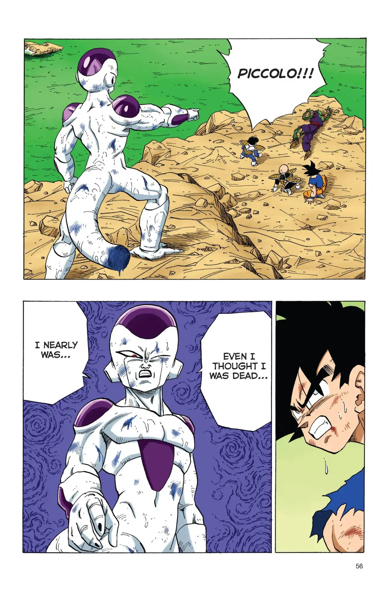 Dragon Ball Full Color Freeza Arc Chapter 72  Online Free Manga Read Image 10