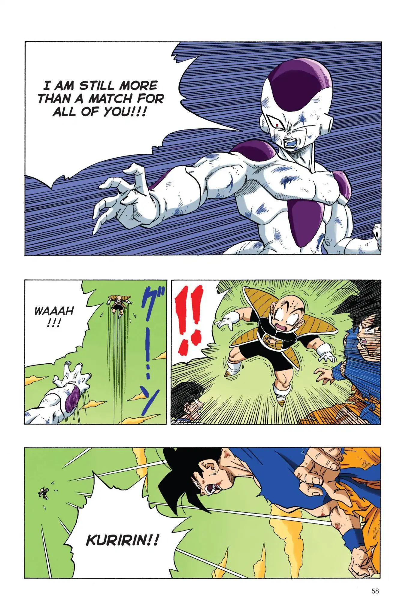 Dragon Ball Full Color Freeza Arc Chapter 72  Online Free Manga Read Image 12