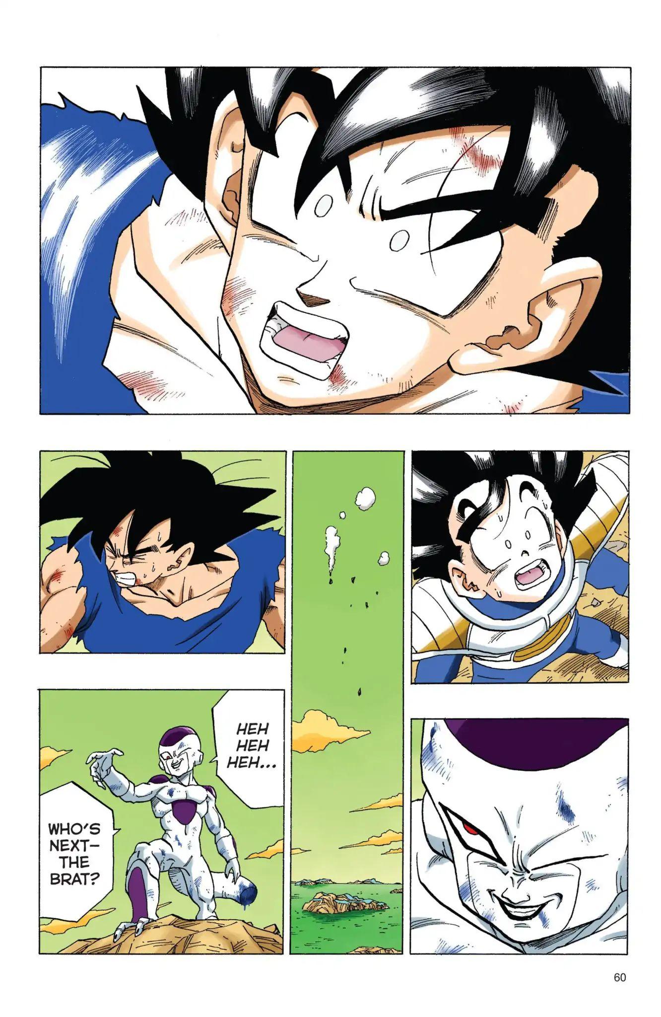 Dragon Ball Full Color Freeza Arc Chapter 72  Online Free Manga Read Image 14