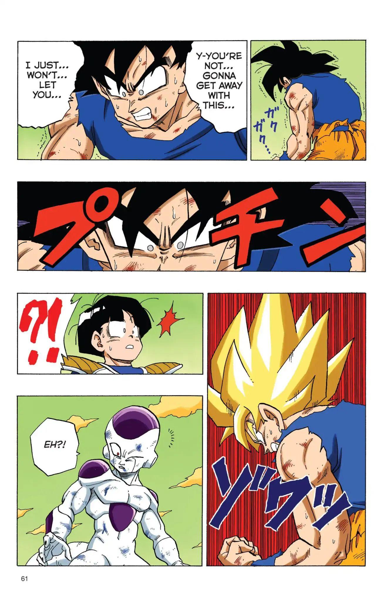 Dragon Ball Full Color Freeza Arc Chapter 72  Online Free Manga Read Image 15