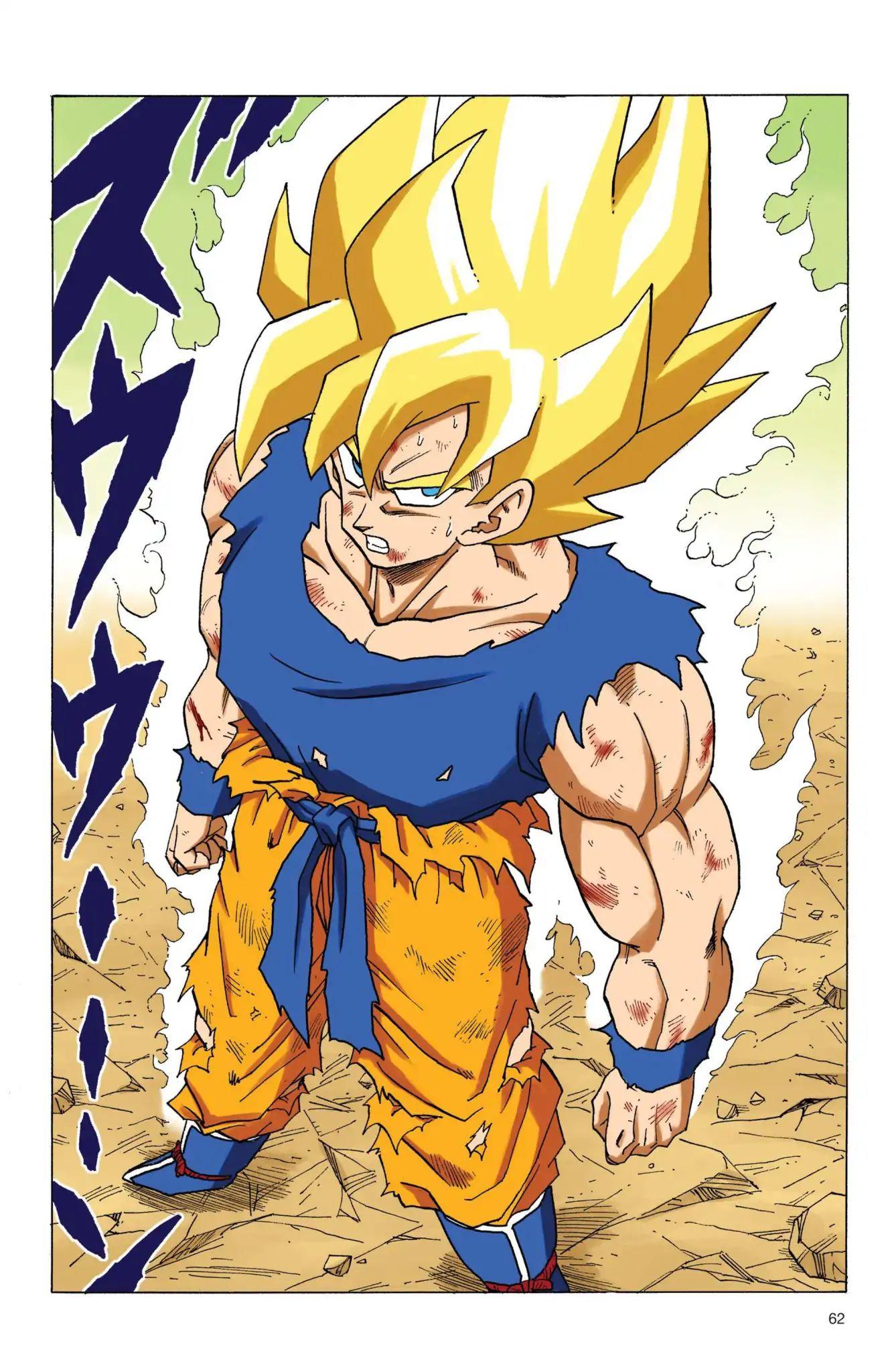 Dragon Ball Full Color Freeza Arc Chapter 72  Online Free Manga Read Image 16