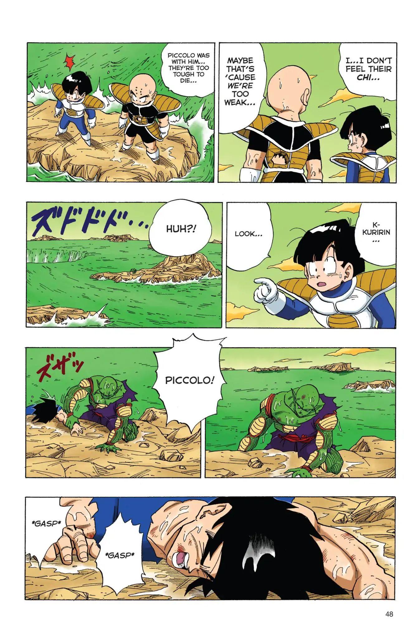 Dragon Ball Full Color Freeza Arc Chapter 72  Online Free Manga Read Image 2
