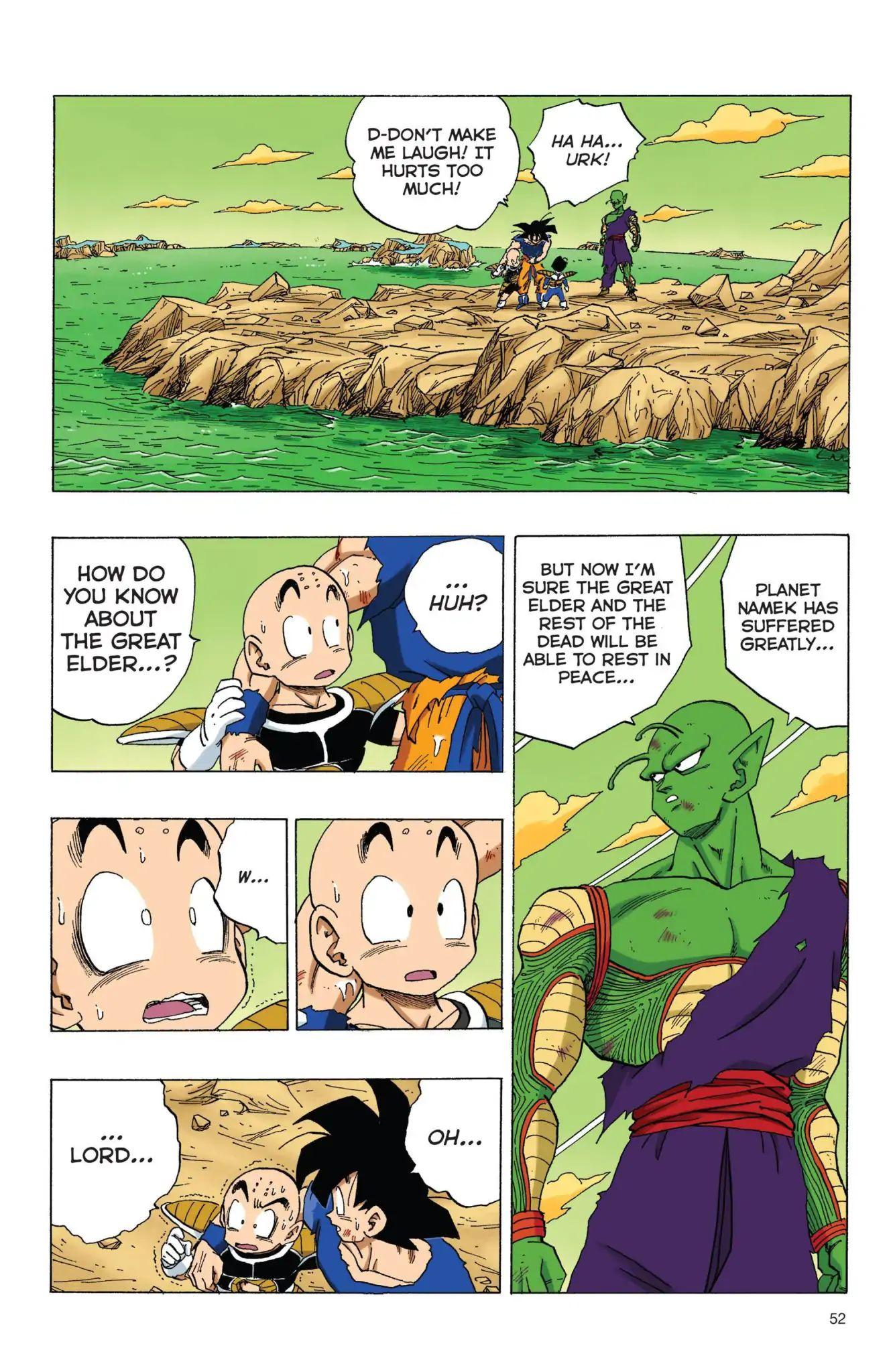 Dragon Ball Full Color Freeza Arc Chapter 72  Online Free Manga Read Image 6