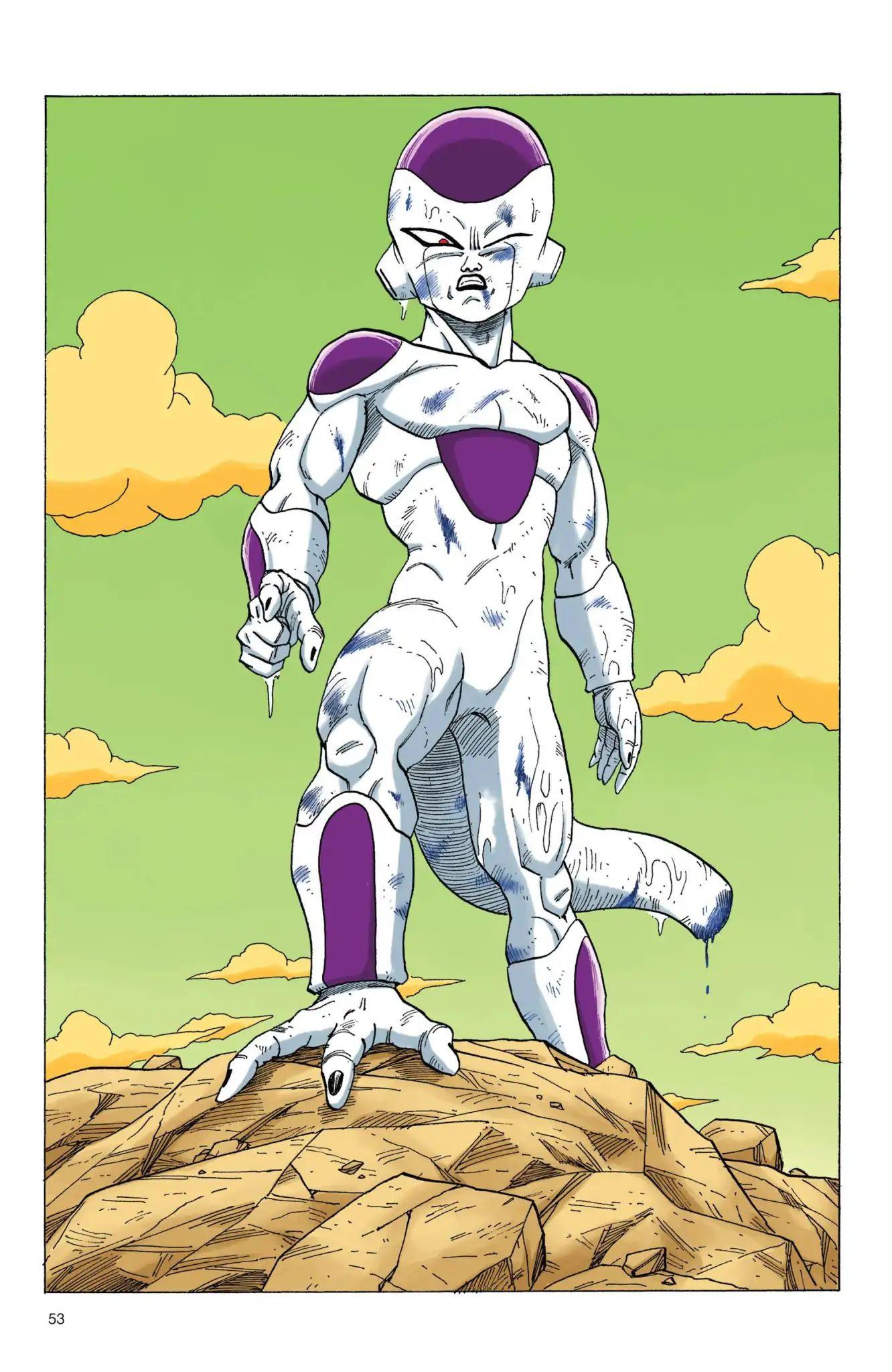 Dragon Ball Full Color Freeza Arc Chapter 72  Online Free Manga Read Image 7