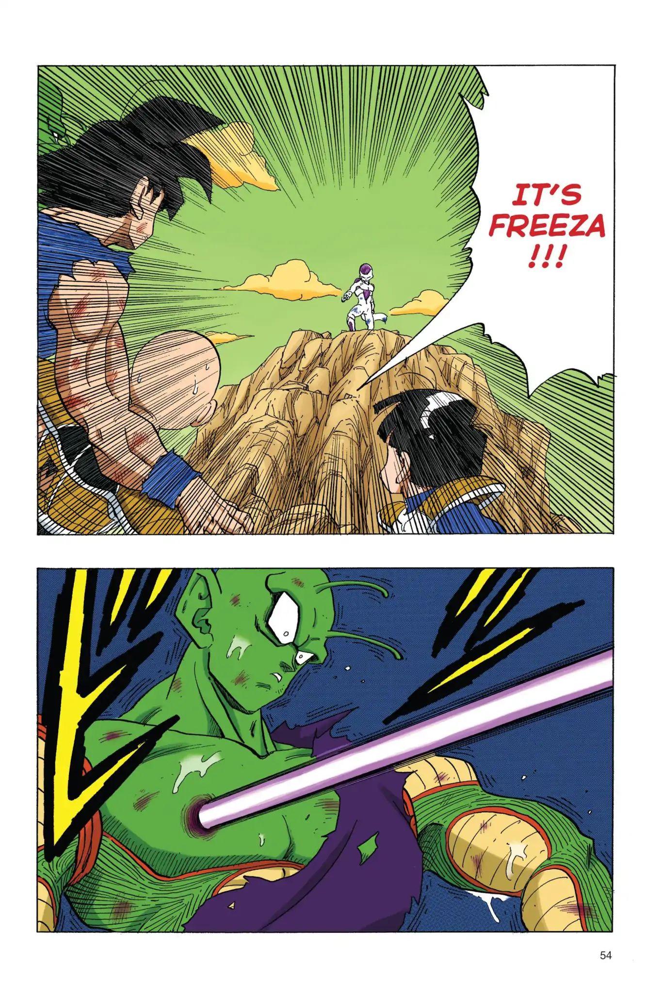 Dragon Ball Full Color Freeza Arc Chapter 72  Online Free Manga Read Image 8