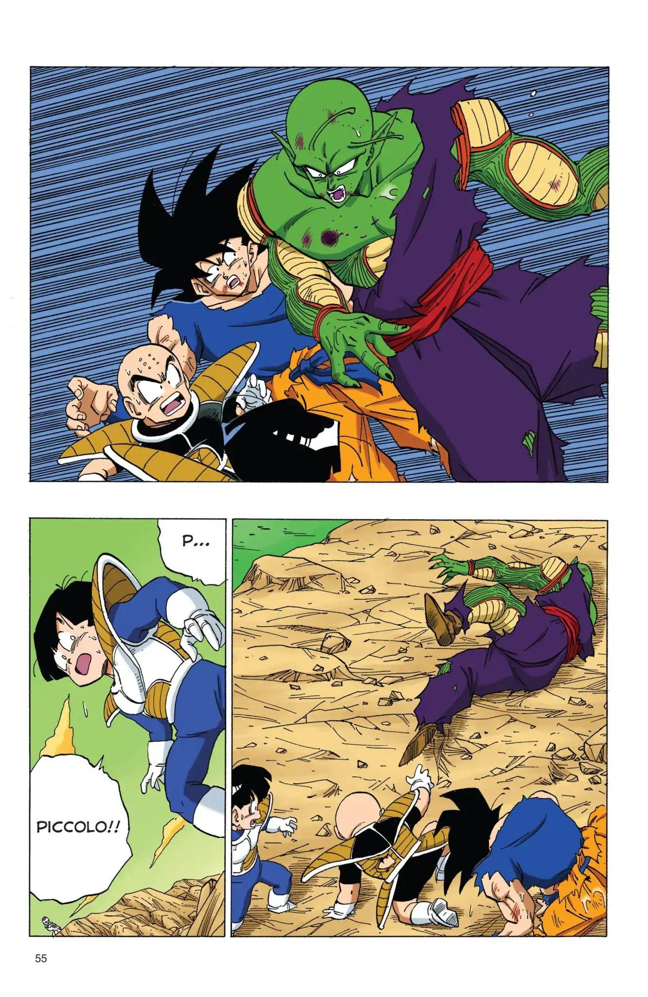 Dragon Ball Full Color Freeza Arc Chapter 72  Online Free Manga Read Image 9