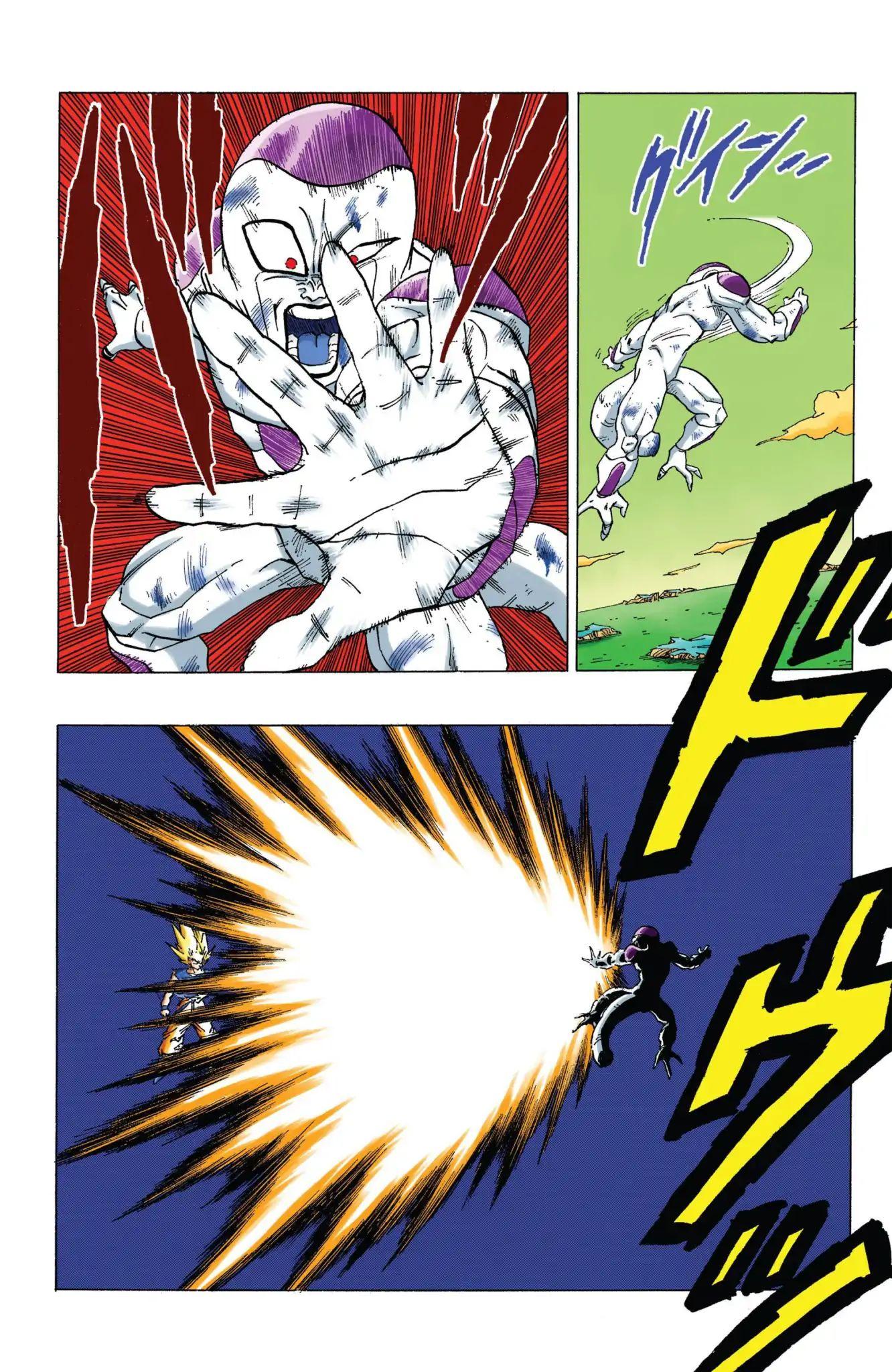 Dragon Ball Full Color Freeza Arc Chapter 73  Online Free Manga Read Image 11