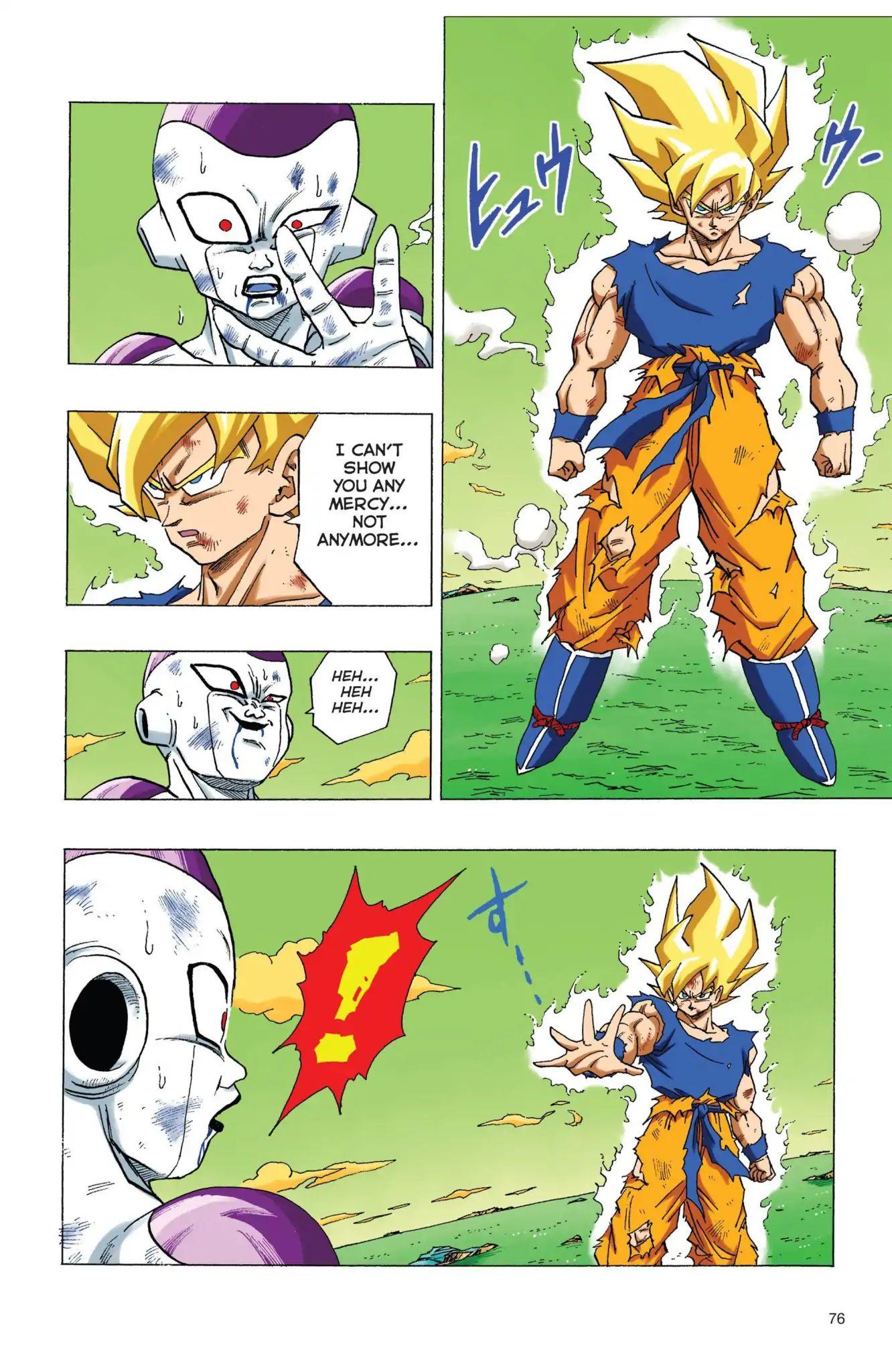 Dragon Ball Full Color Freeza Arc Chapter 73  Online Free Manga Read Image 13