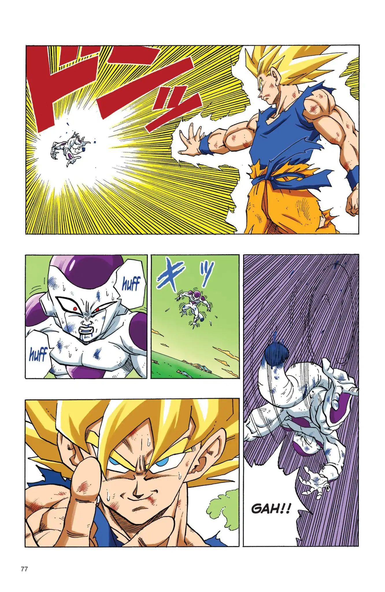 Dragon Ball Full Color Freeza Arc Chapter 73  Online Free Manga Read Image 14