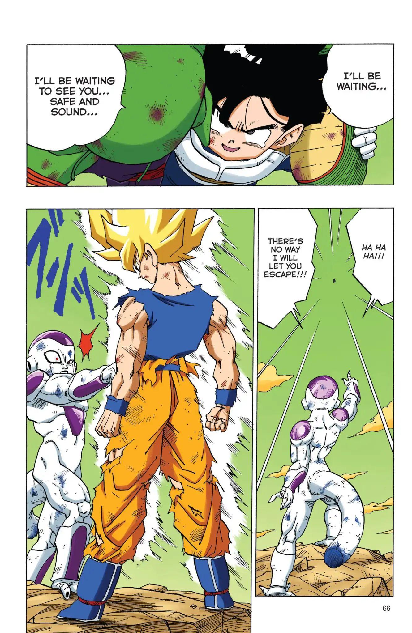 Dragon Ball Full Color Freeza Arc Chapter 73  Online Free Manga Read Image 3