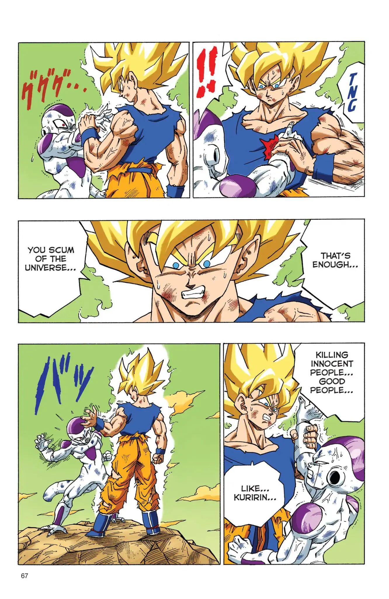 Dragon Ball Full Color Freeza Arc Chapter 73  Online Free Manga Read Image 4