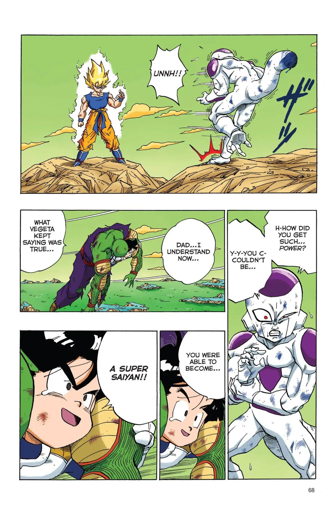 Dragon Ball Full Color Freeza Arc Chapter 73  Online Free Manga Read Image 5