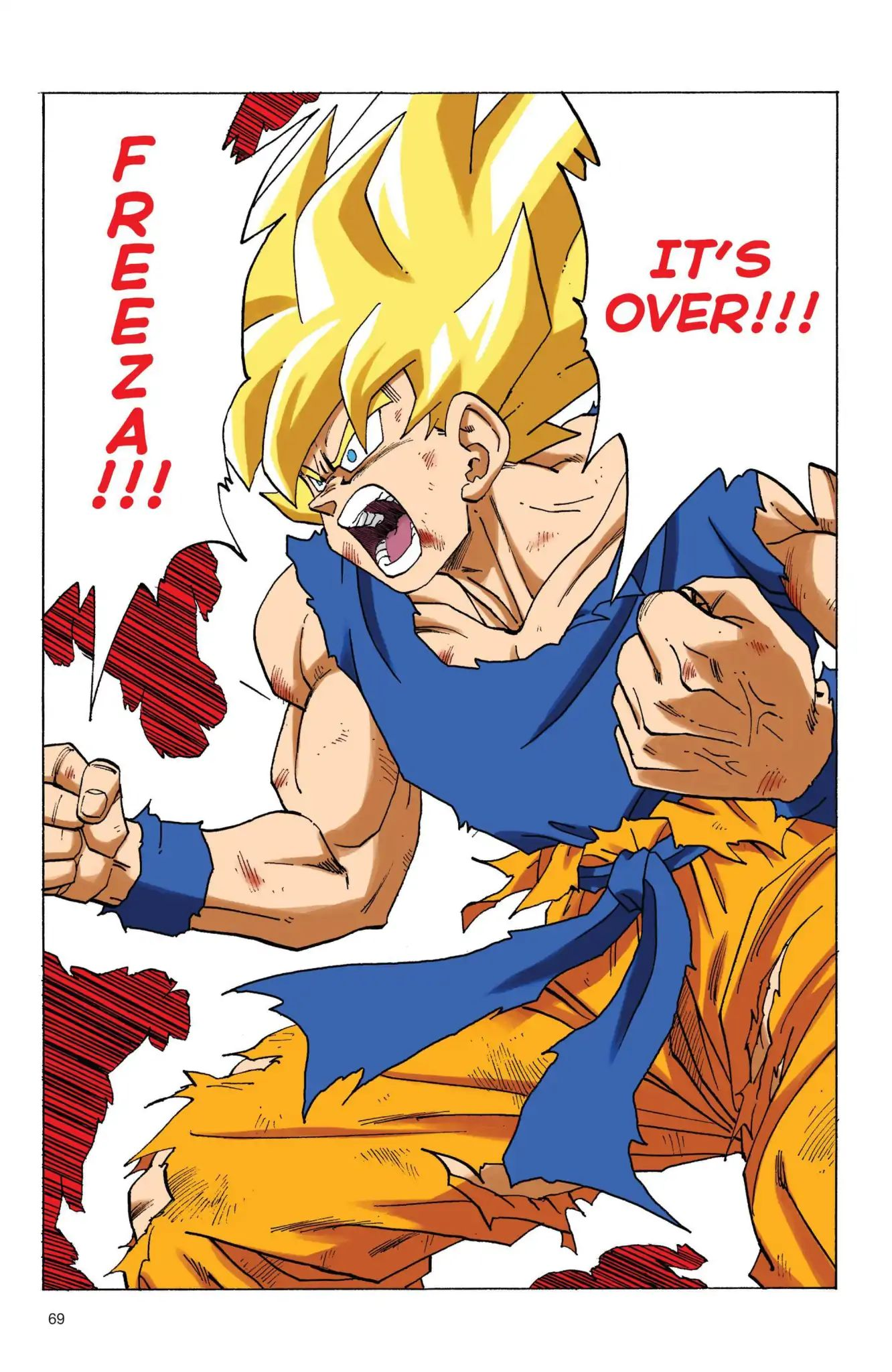 Dragon Ball Full Color Freeza Arc Chapter 73  Online Free Manga Read Image 6