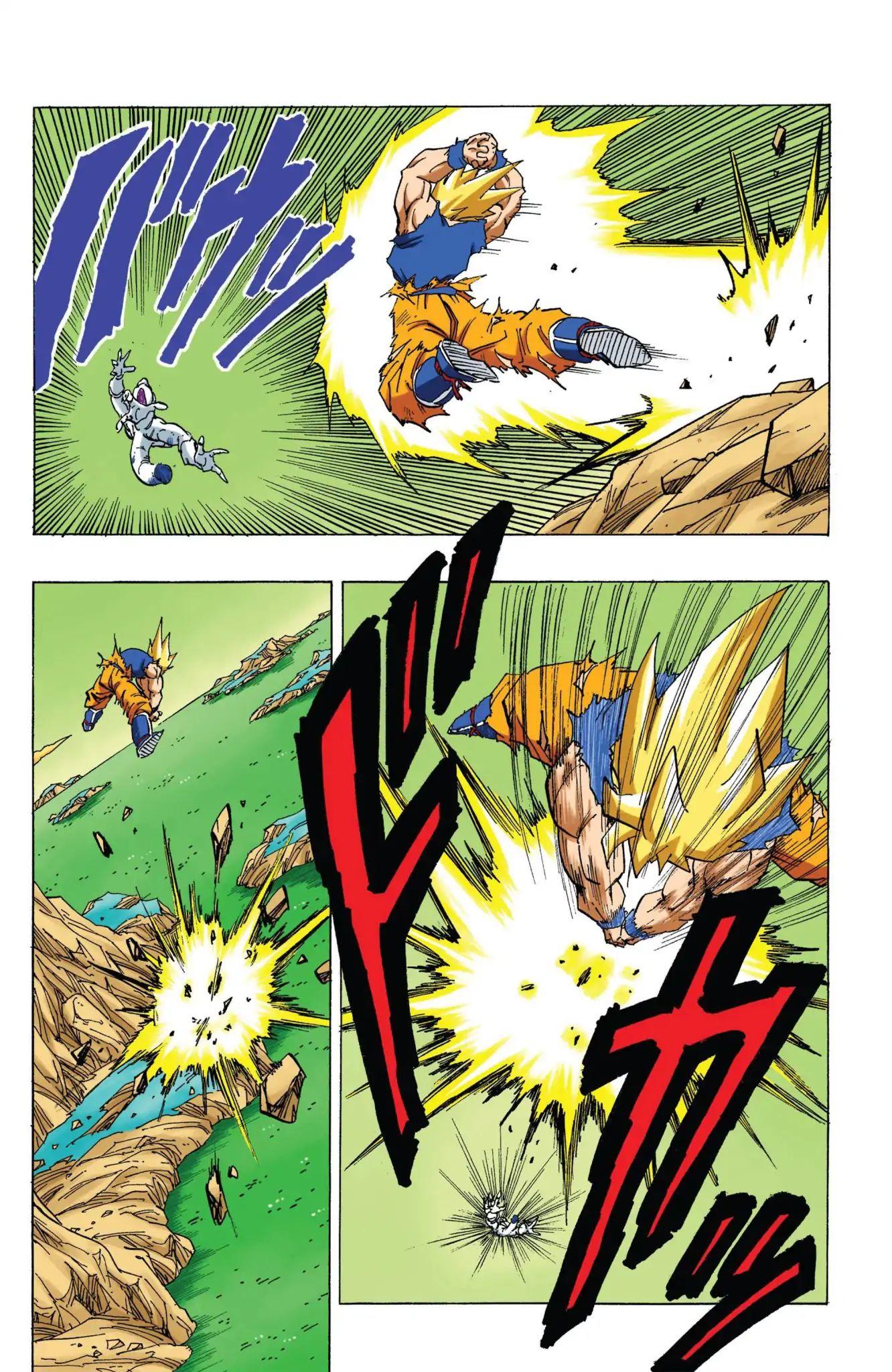 Dragon Ball Full Color Freeza Arc Chapter 73  Online Free Manga Read Image 8